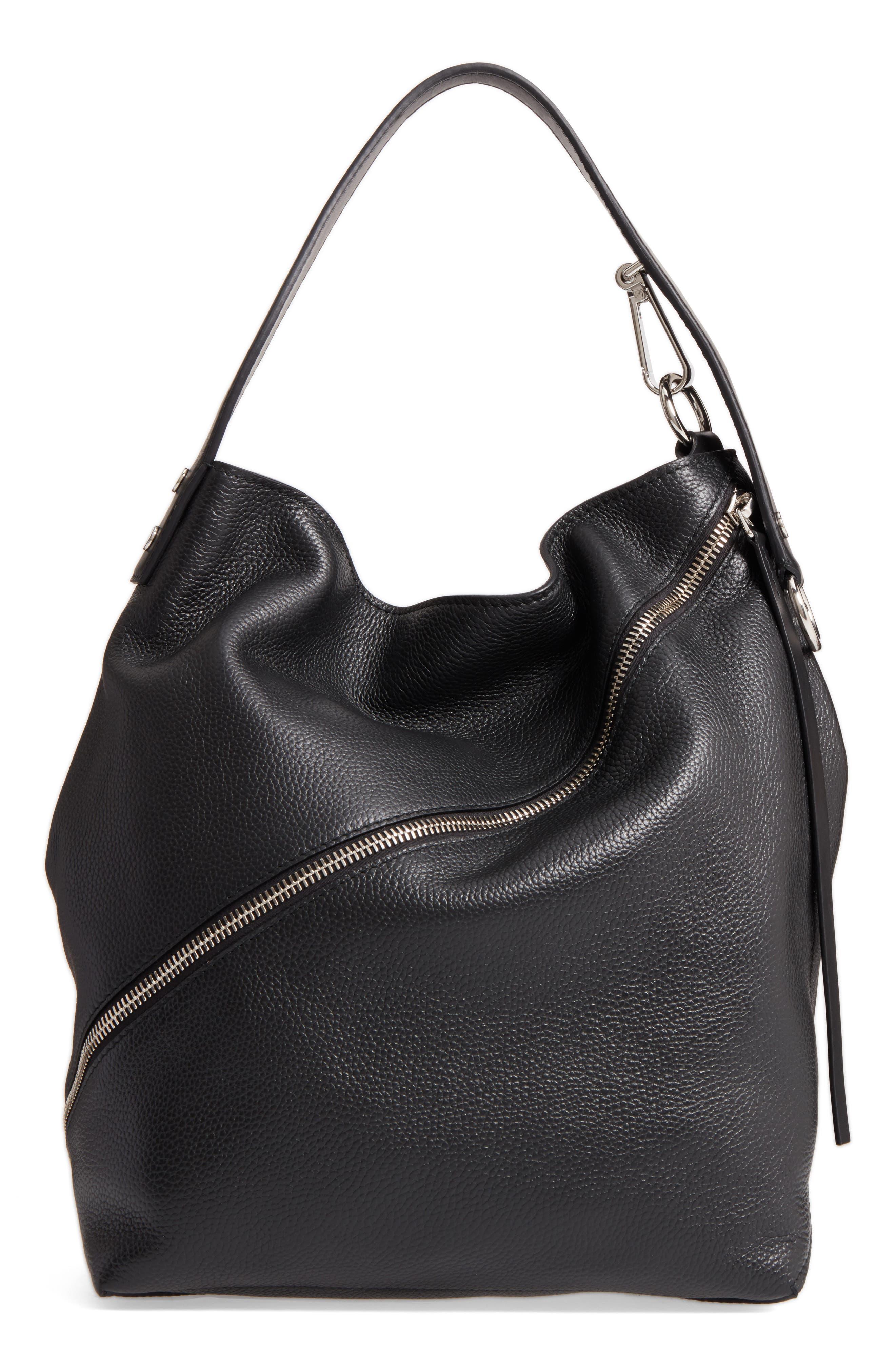 Proenza Schouler Medium Leather Hobo Bag