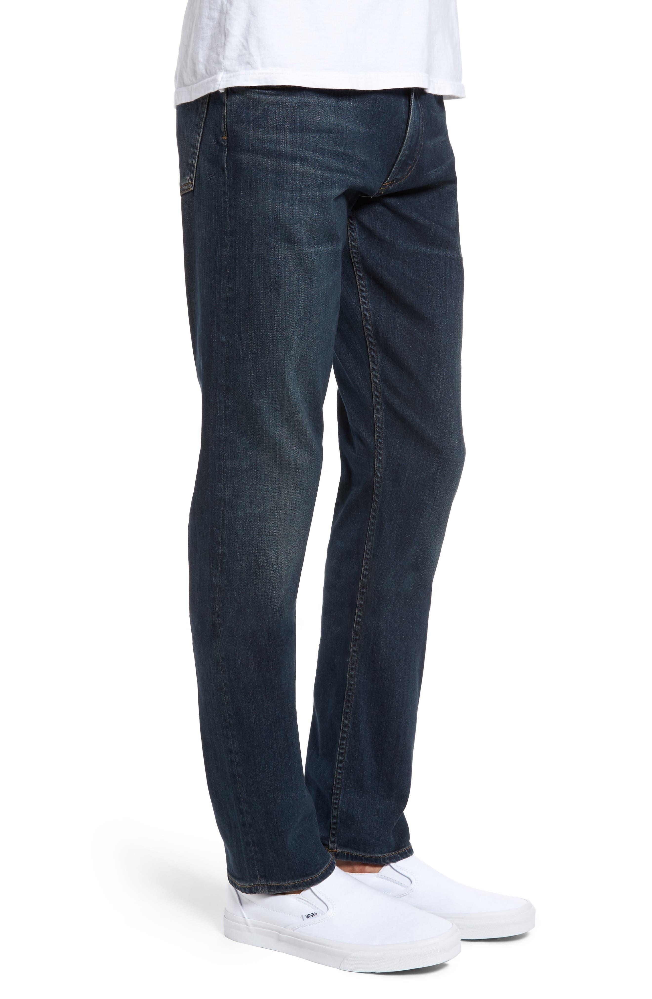 PERFORM - Bowery Slim Fit Jeans,                             Alternate thumbnail 3, color,                             Kingman