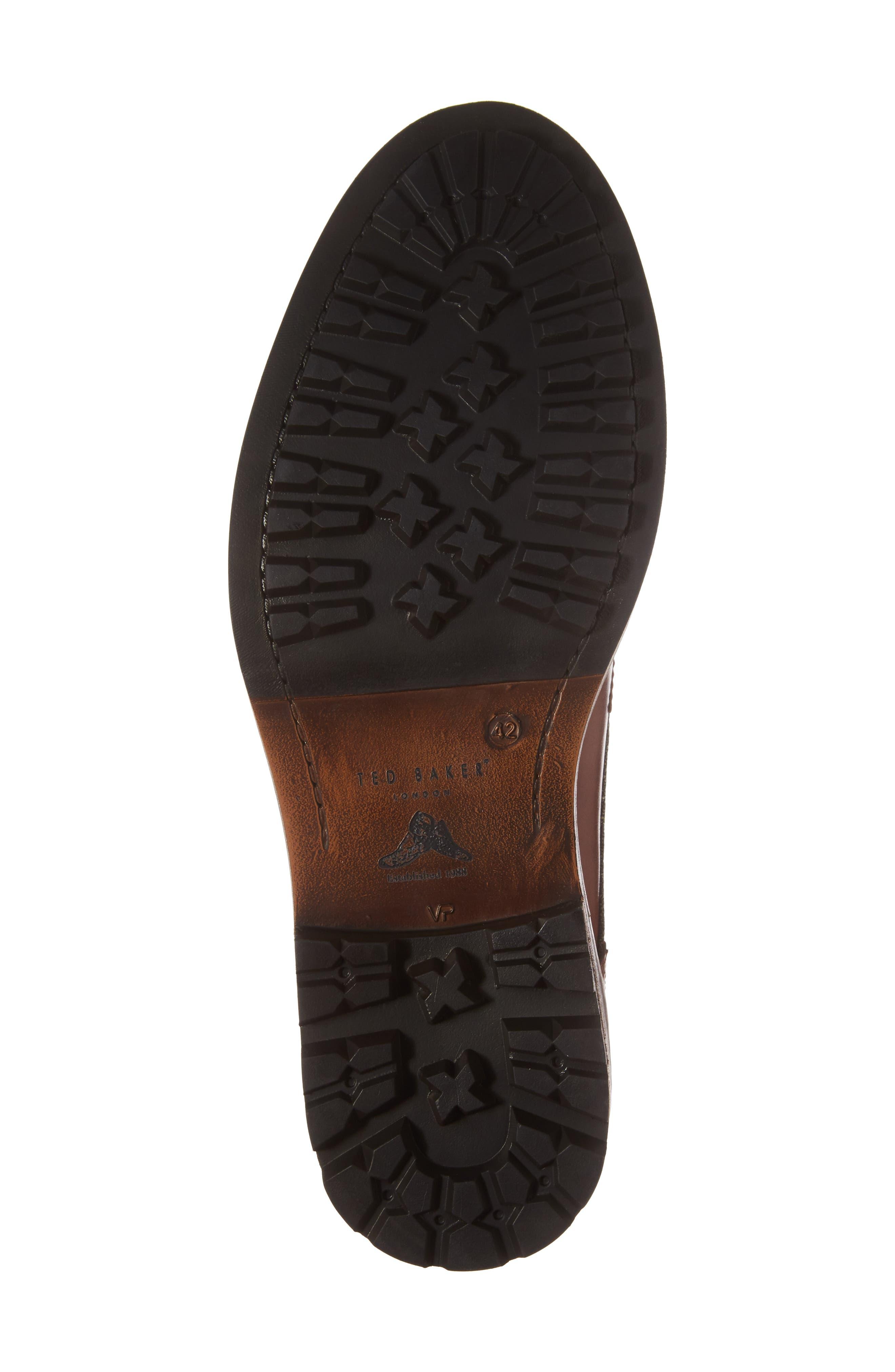 Alternate Image 6  - Ted Baker London Ruulen Cap Toe Boot (Men)
