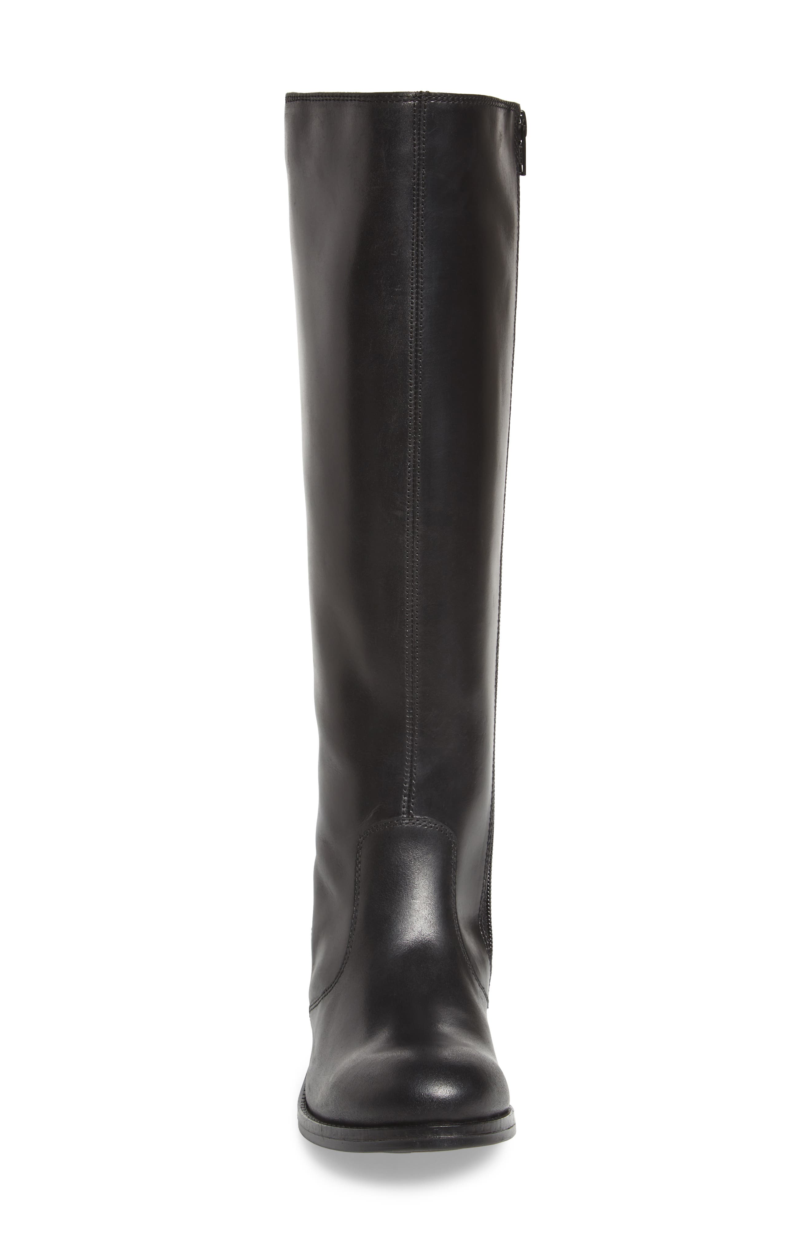 Alternate Image 4  - Fly London Axil Elastic Back Riding Boot (Women)