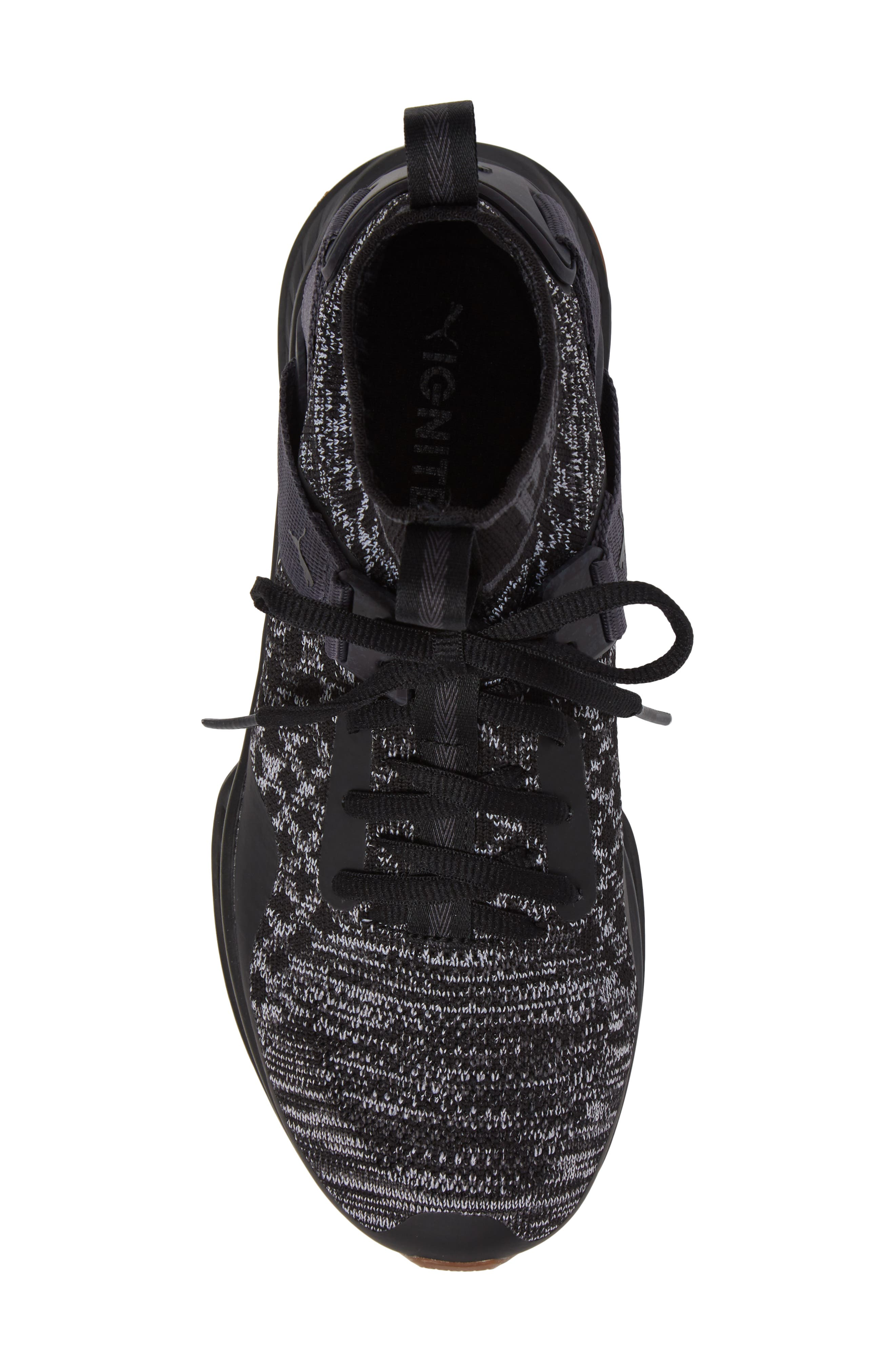 Alternate Image 5  - PUMA IGNITE evoKNIT Running Shoe (Women)