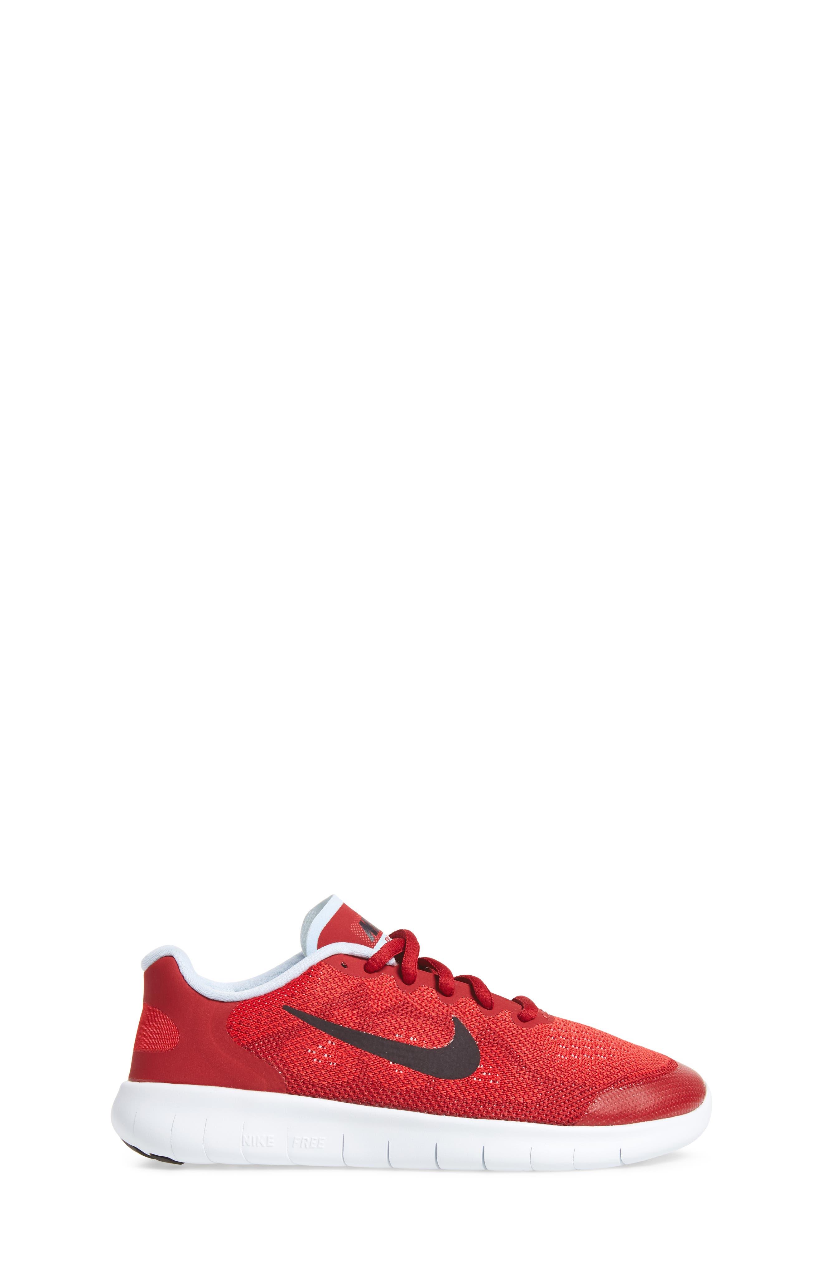 Alternate Image 3  - Nike Free RN Running Shoe (Toddler, Little Kid & Big Kid)