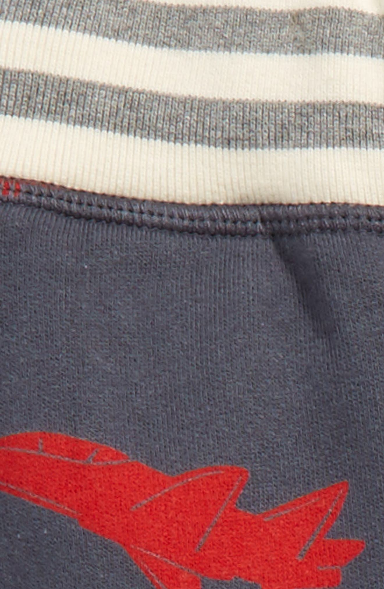 Alternate Image 3  - Mini Boden Print Jogger Pants (Toddler Boys, Little Boys & Big Boys)
