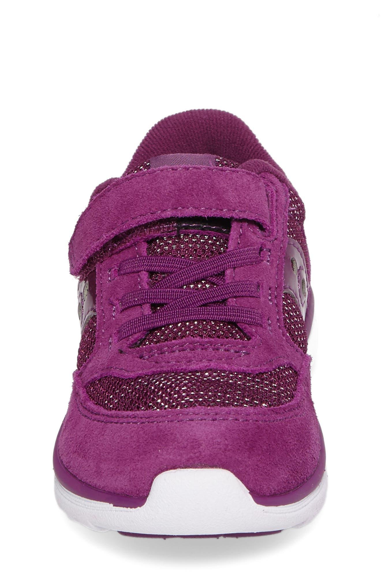 Alternate Image 4  - Saucony Jazz Lite Sneaker (Baby, Toddler & Walker)