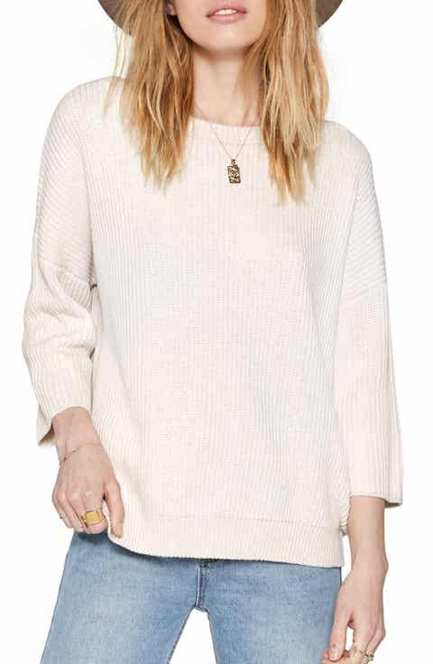 Women's Beige Cotton Sweaters | Nordstrom