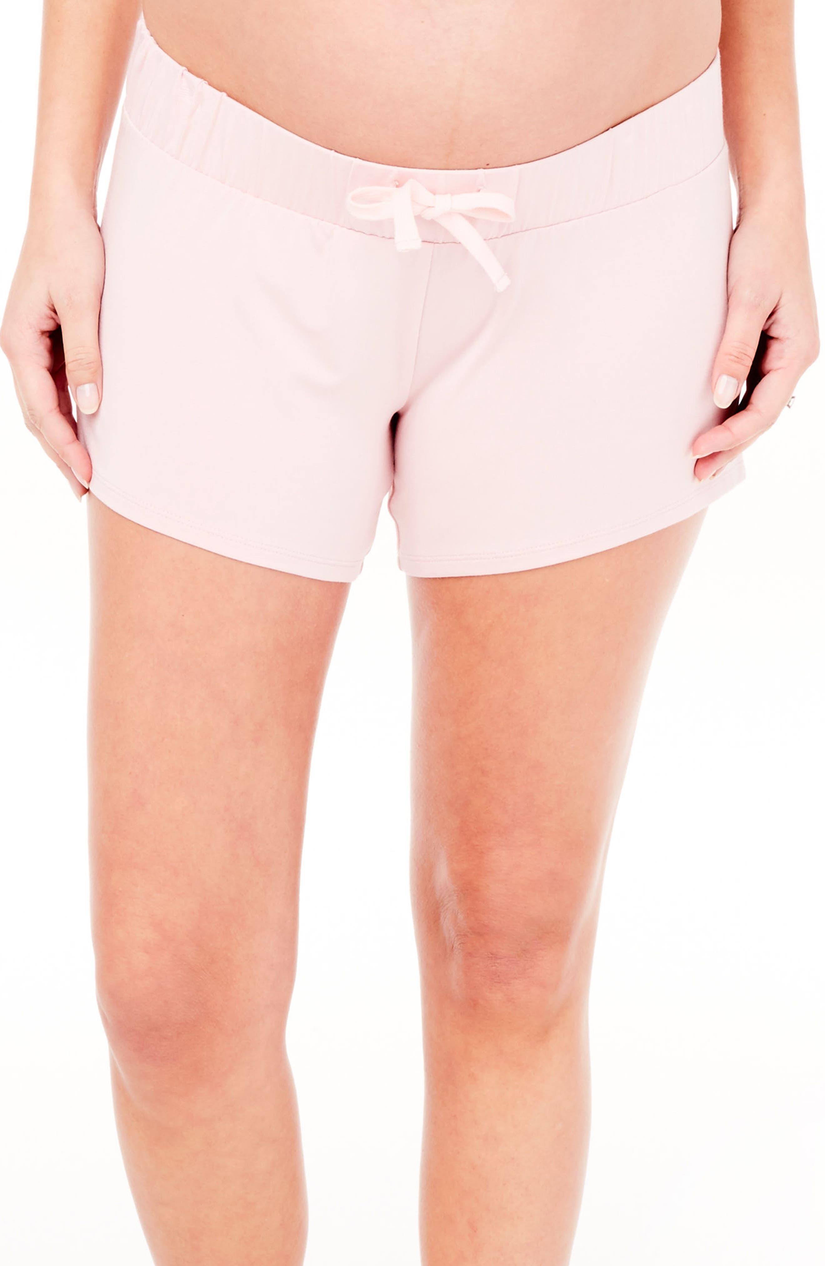 Ingrid & Isabel® Maternity Lounge Shorts