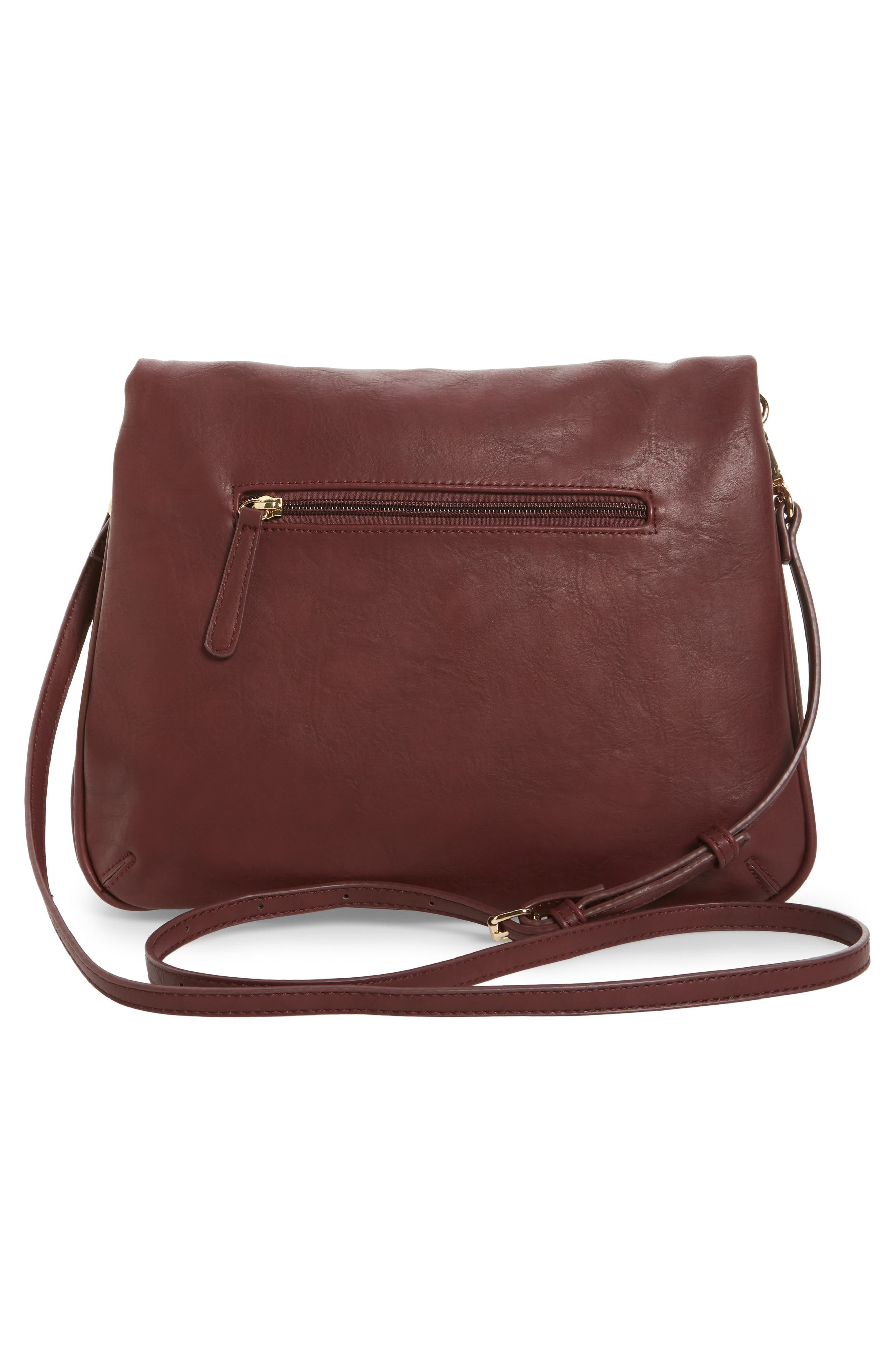 Alternate Image 2  - BP. Foldover Crossbody Bag