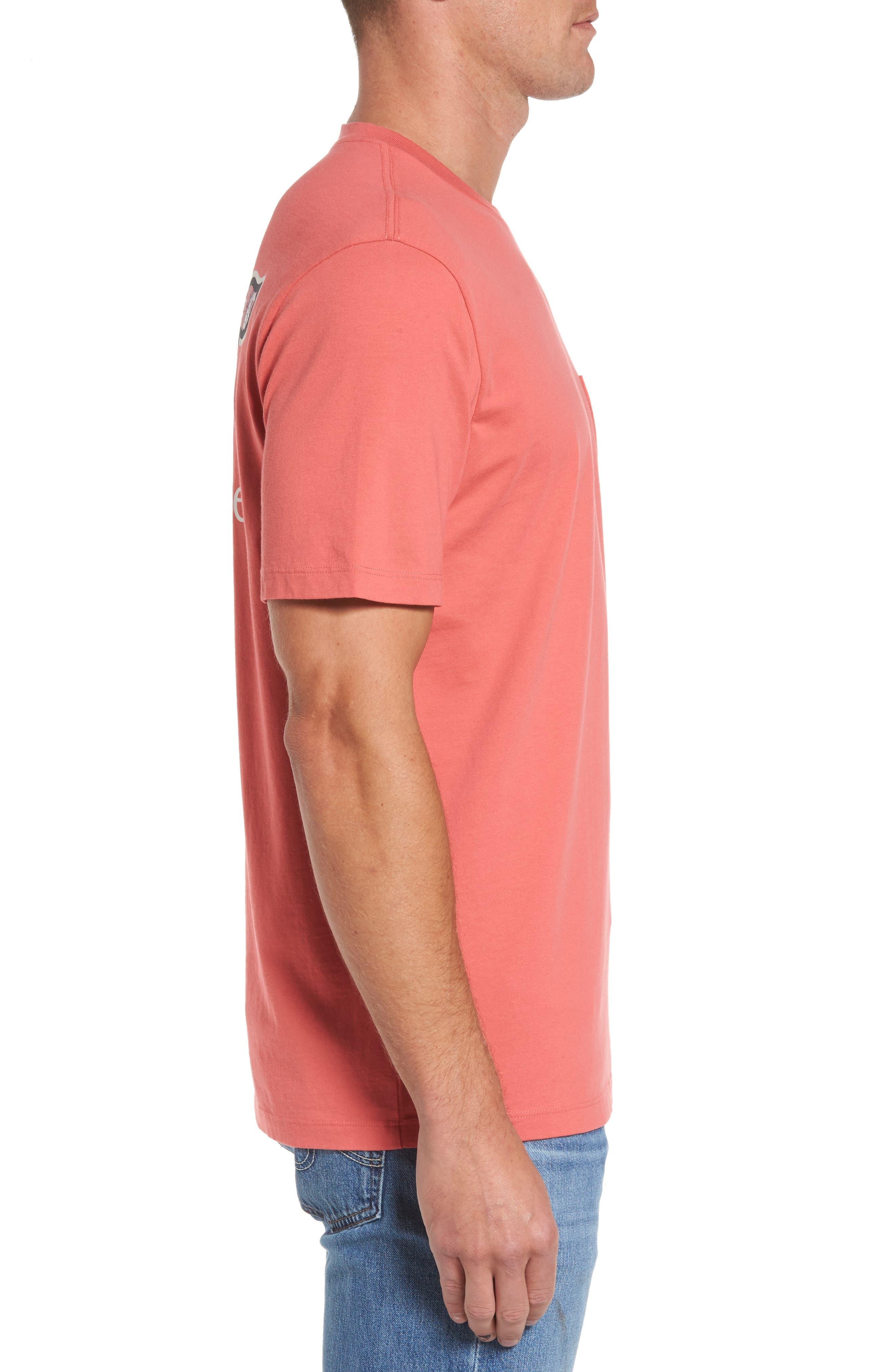 Alternate Image 3  - vineyard vines Lighthouse Whale Pocket T-Shirt
