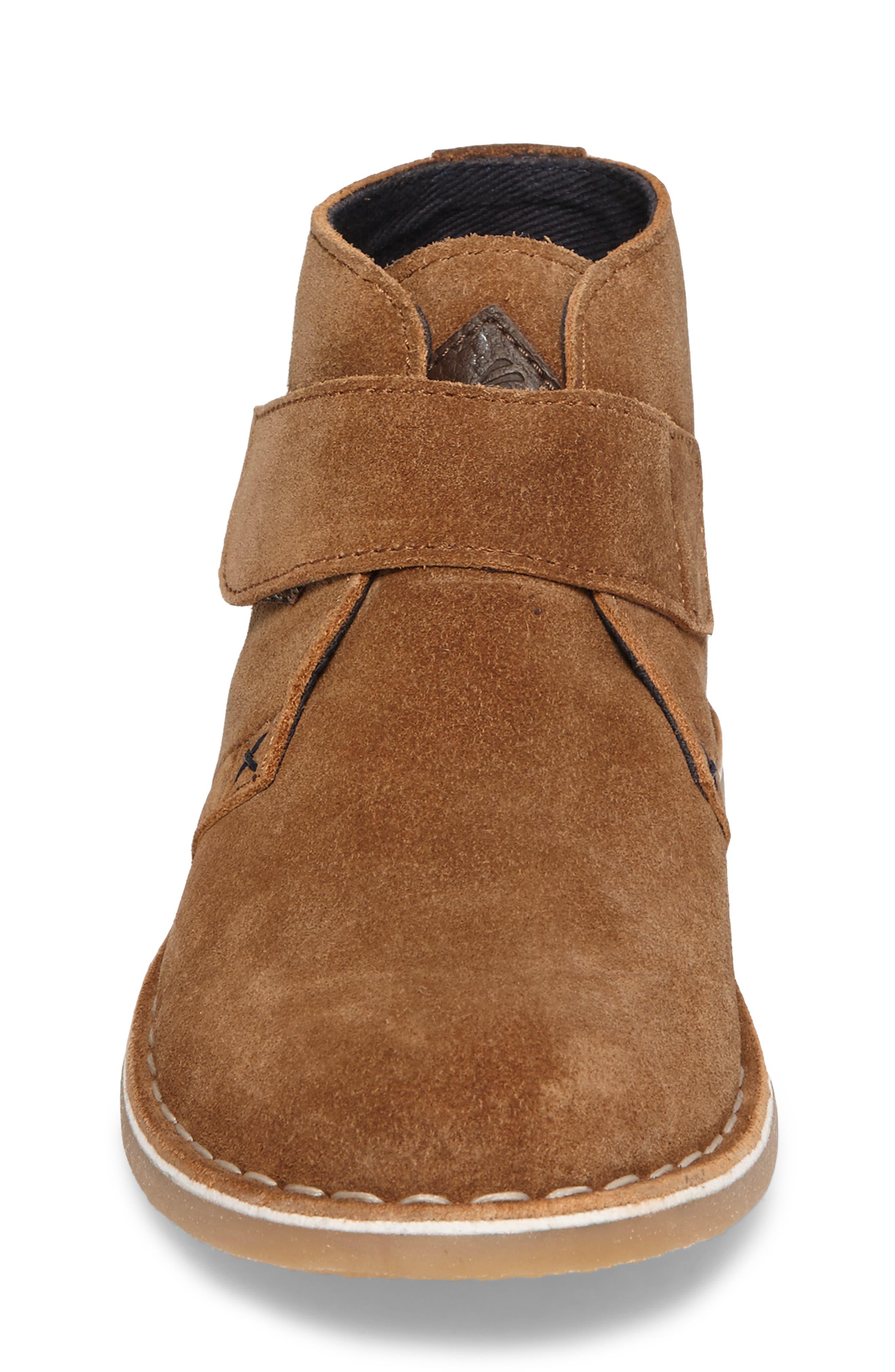 Alternate Image 4  - Joules Barkby Front Strap Chukka Boot (Toddler & Little Kid)