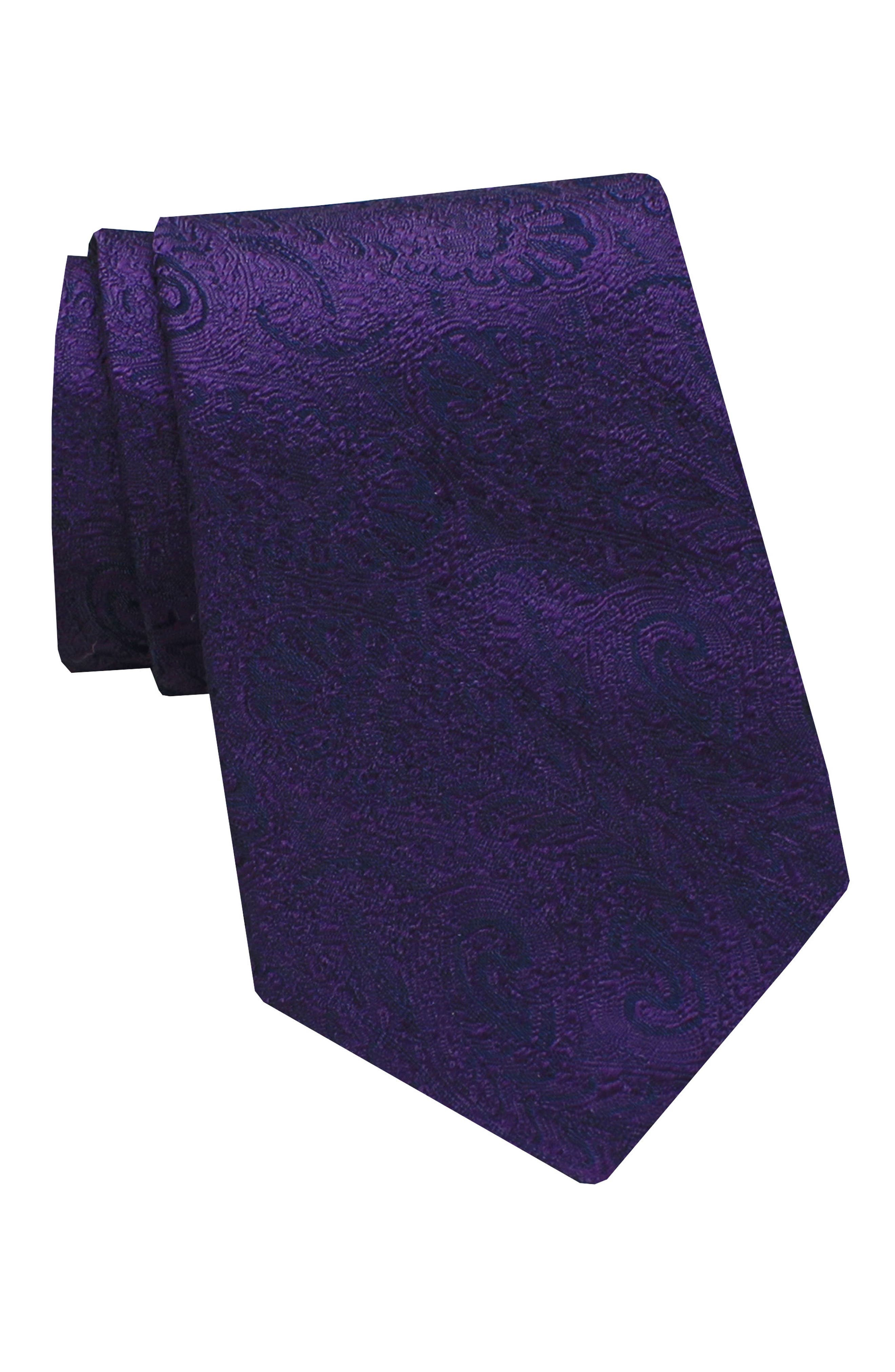 Gitman Paisley Silk Tie