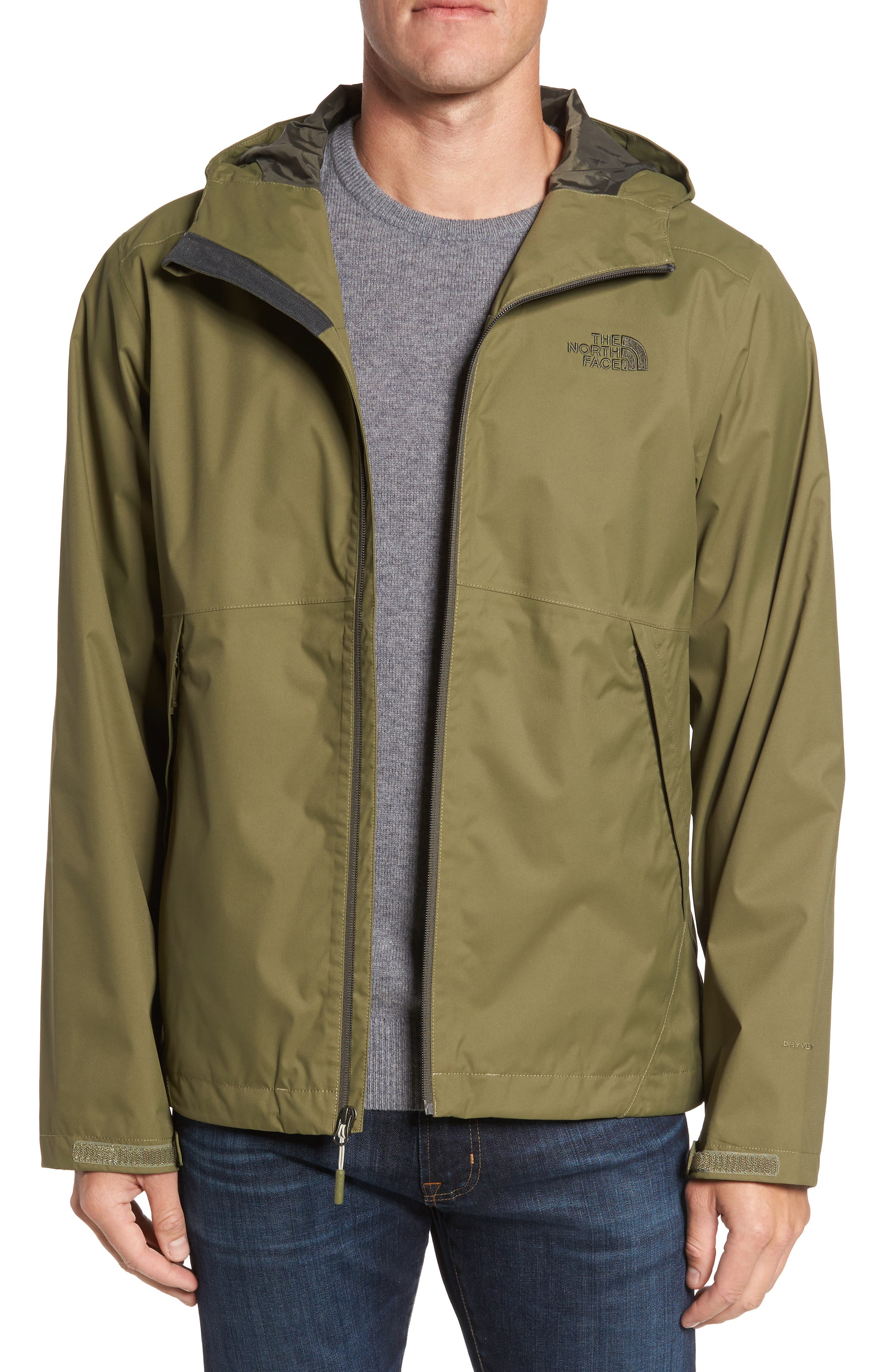 Main Image - The North Face 'Millerton' DryVent® Waterproof Hooded Jacket