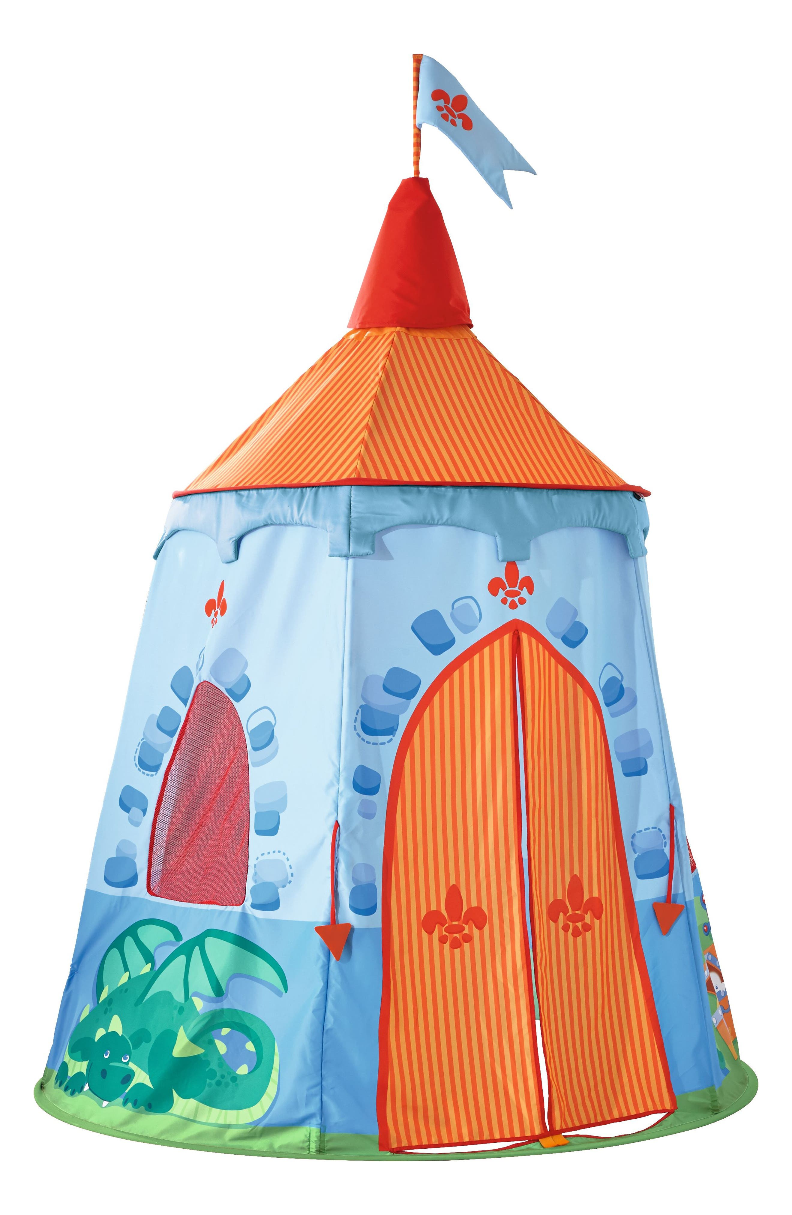 Knight's Hold Play Tent,                         Main,                         color, Blue