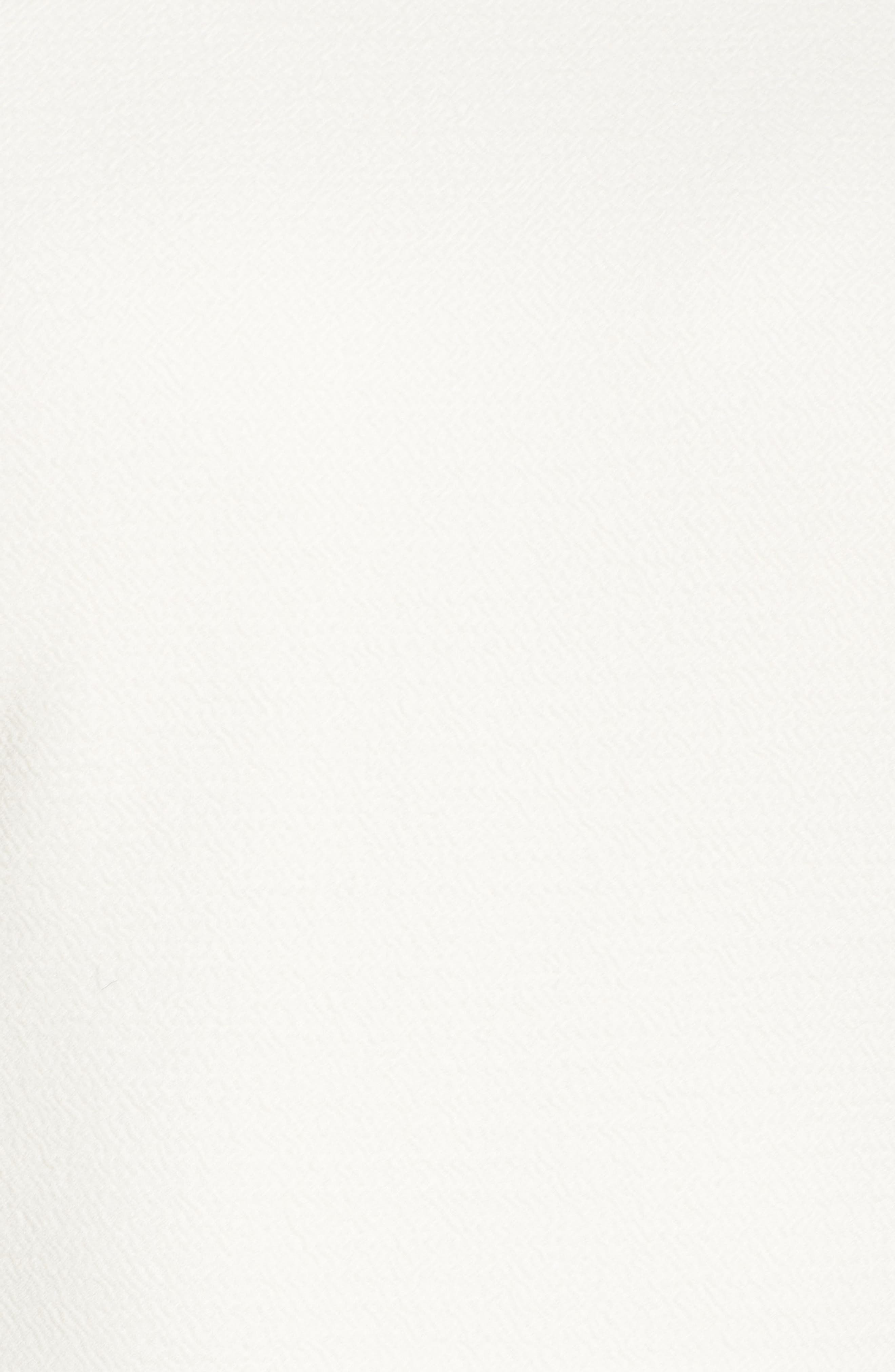 Alternate Image 6  - Eliza J Fit & Flare Dress (Regular & Petite)