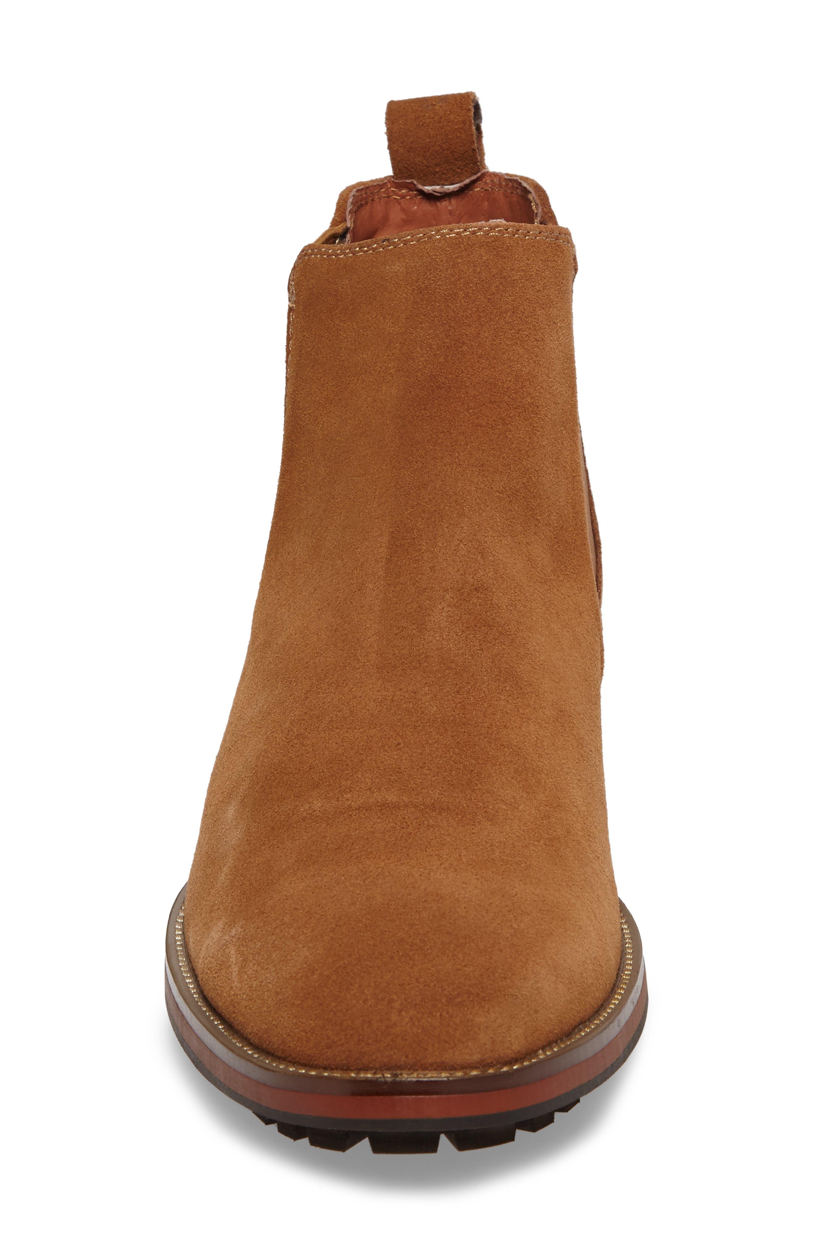 Alternate Image 4  - Jump Carson Chelsea Boot (Men)
