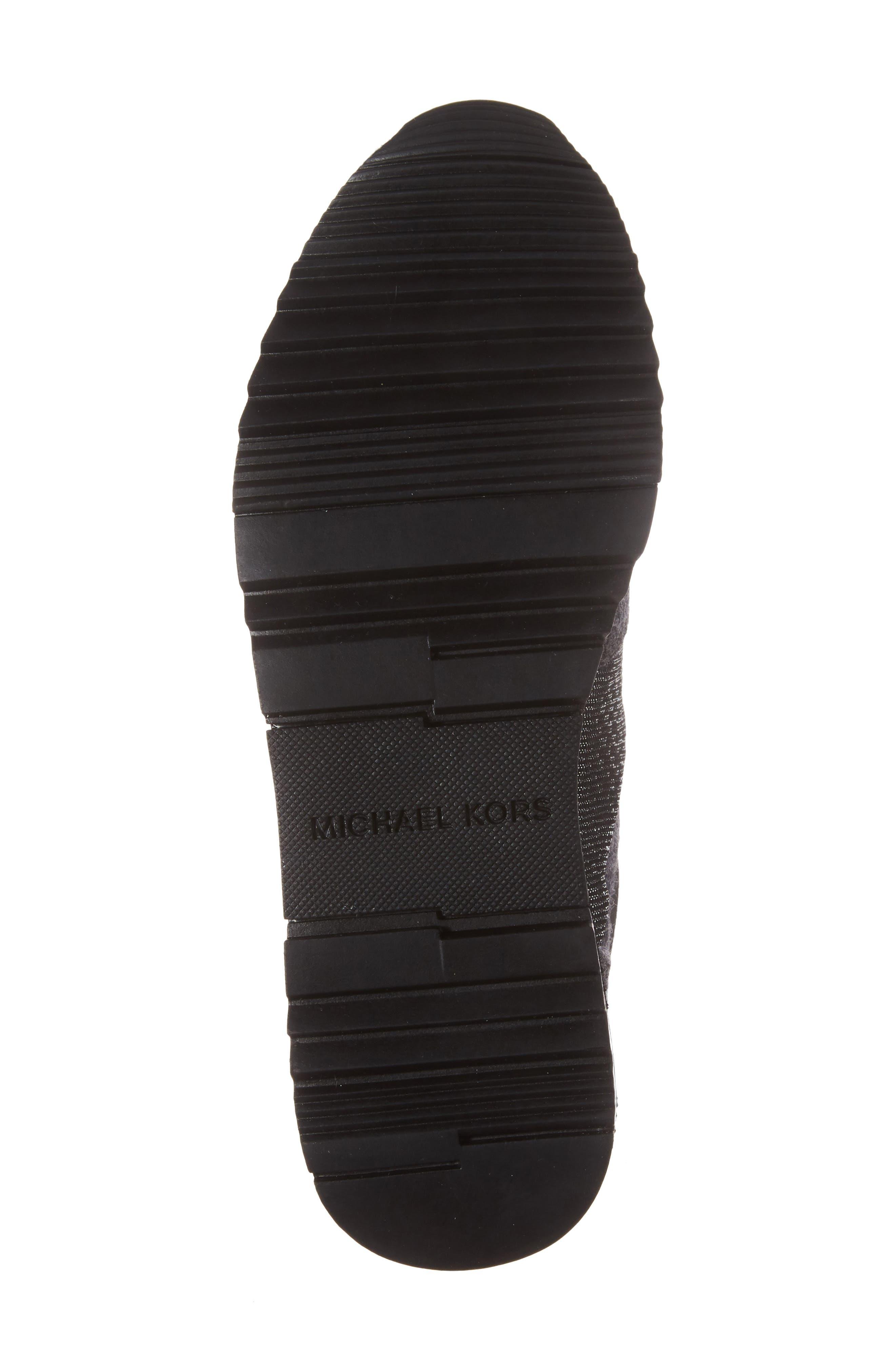 Alternate Image 6  - MICHAEL Michael Kors 'Allie' Sneaker (Women)