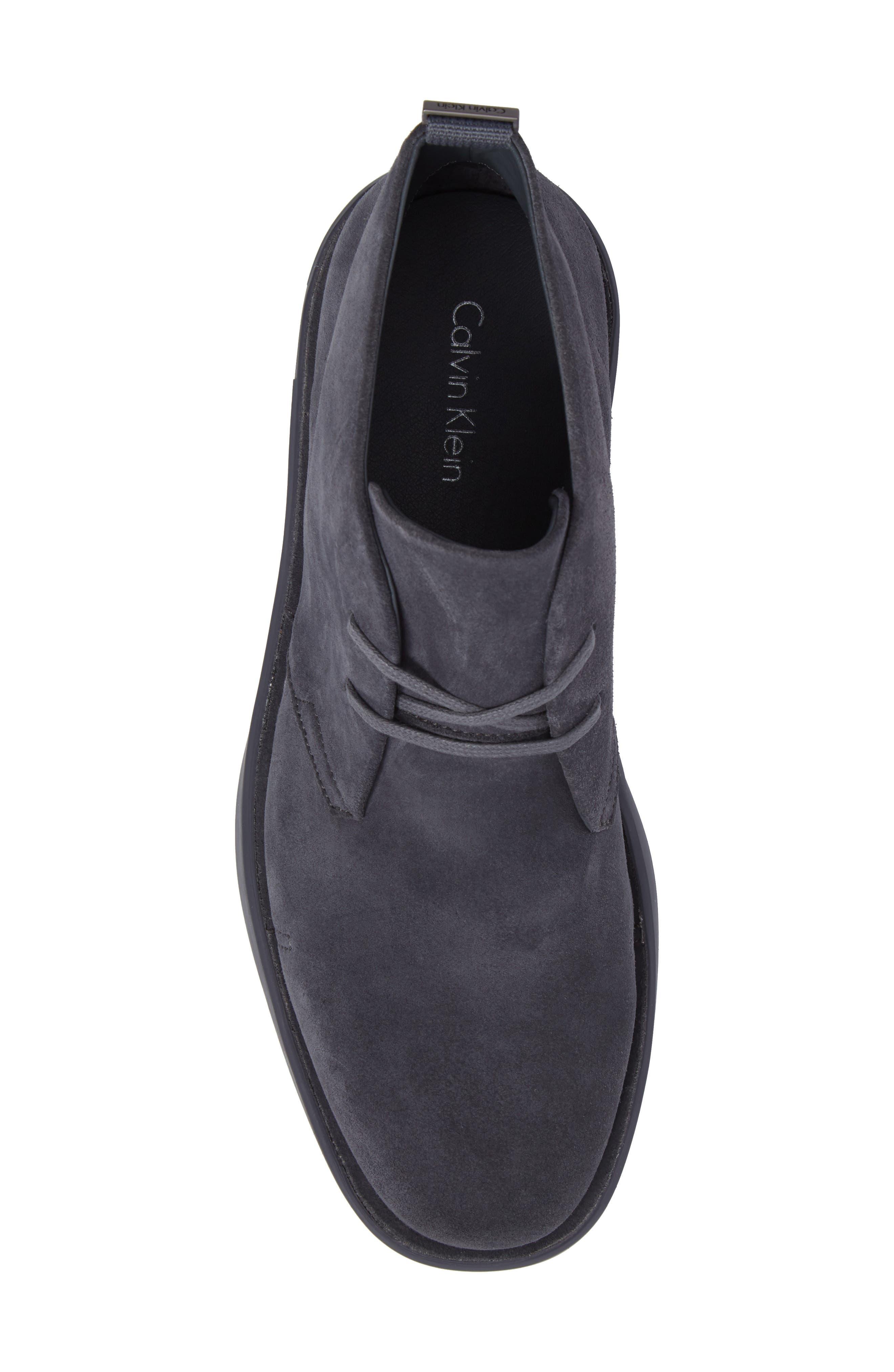 Alternate Image 5  - Calvin Klein Galway Chukka Boot (Men)