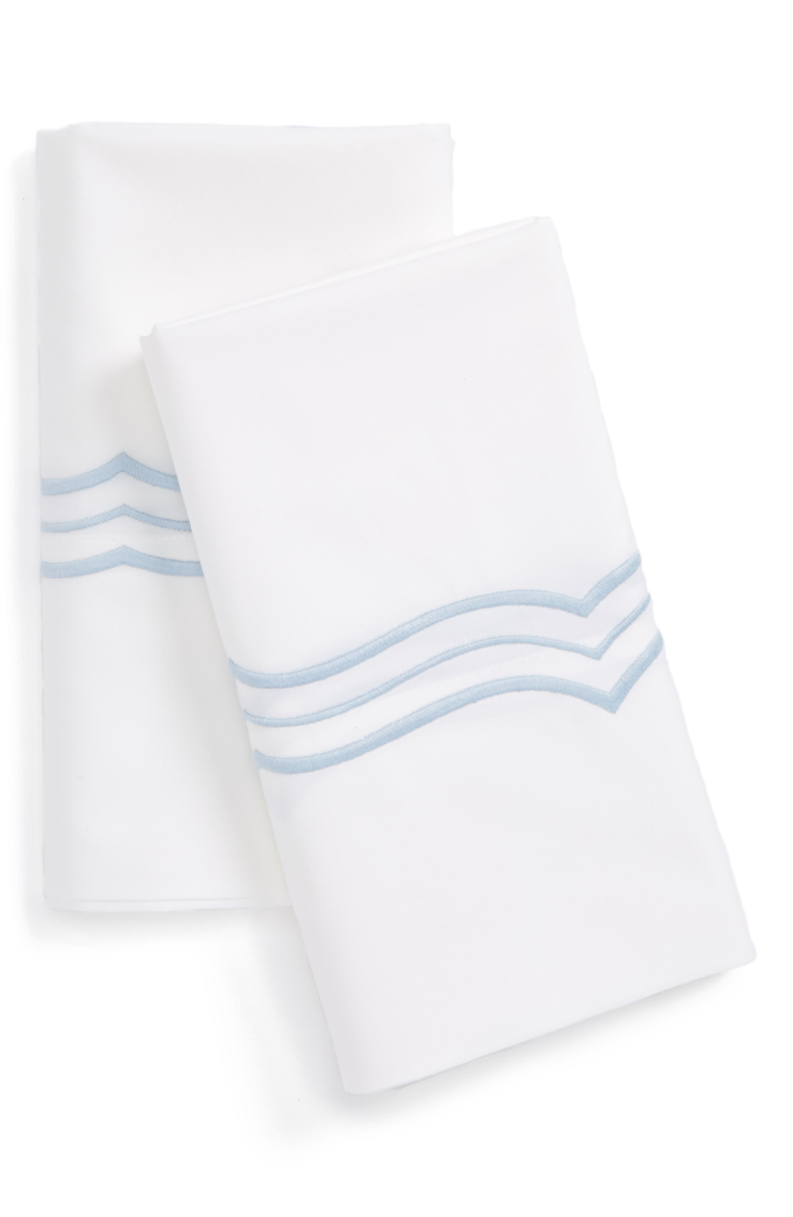 Alternate Image 1 Selected - Matouk Paola Pillowcases
