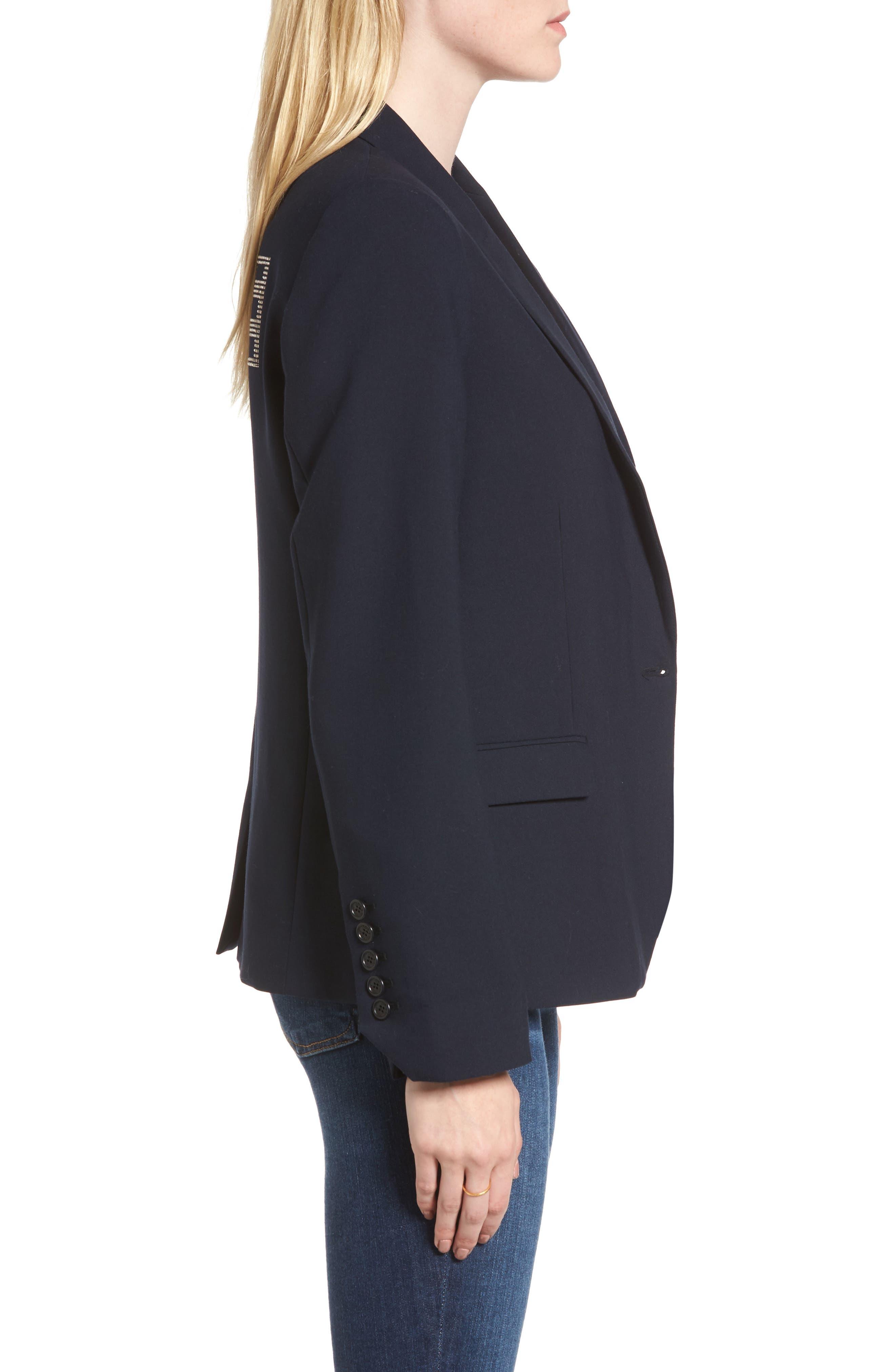 Alternate Image 3  - Zadig & Voltaire Victor Love Bis Studded Jacket