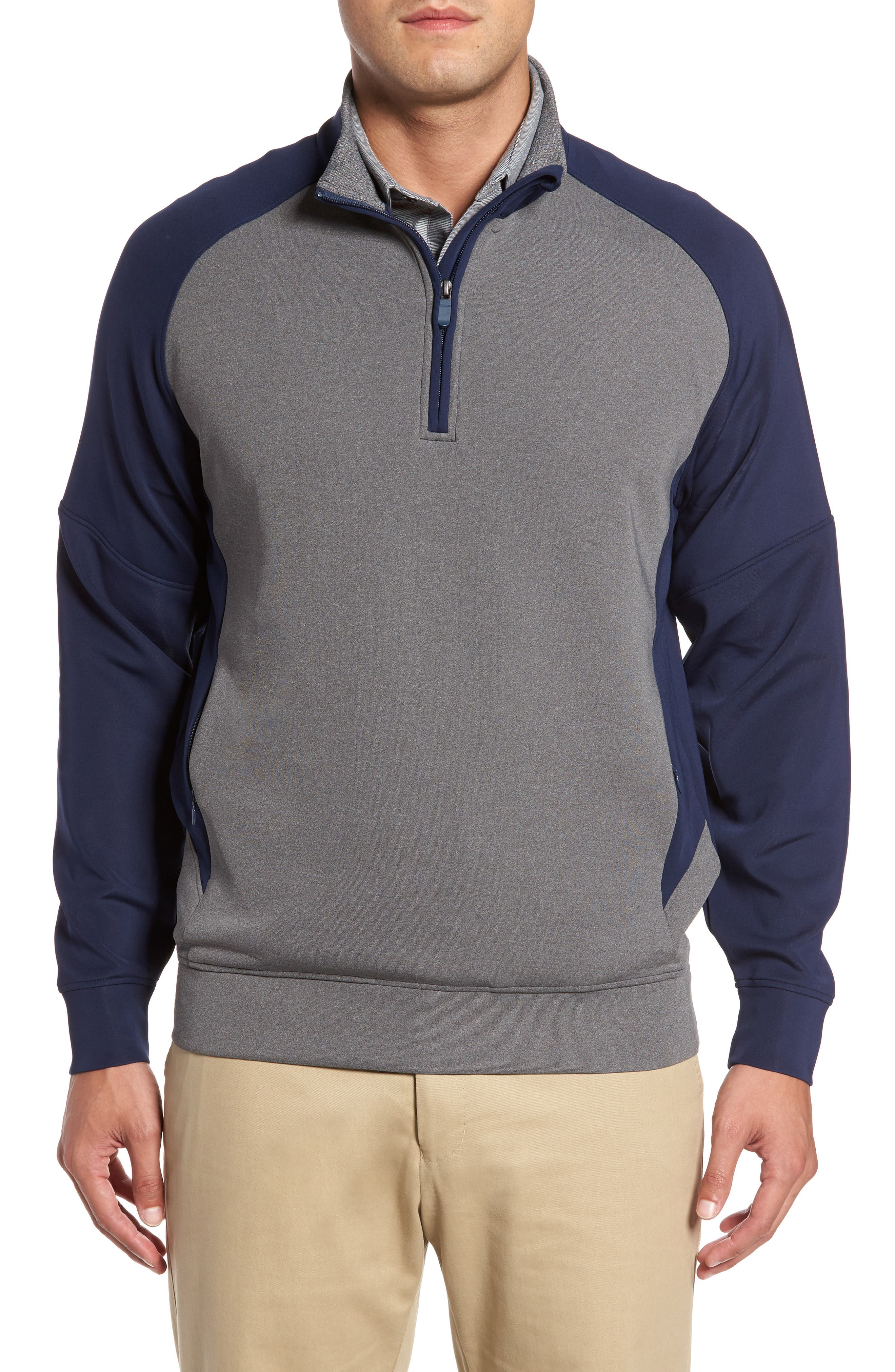 Bobby Jones R18 Chapman Tech Quarter Zip Pullover