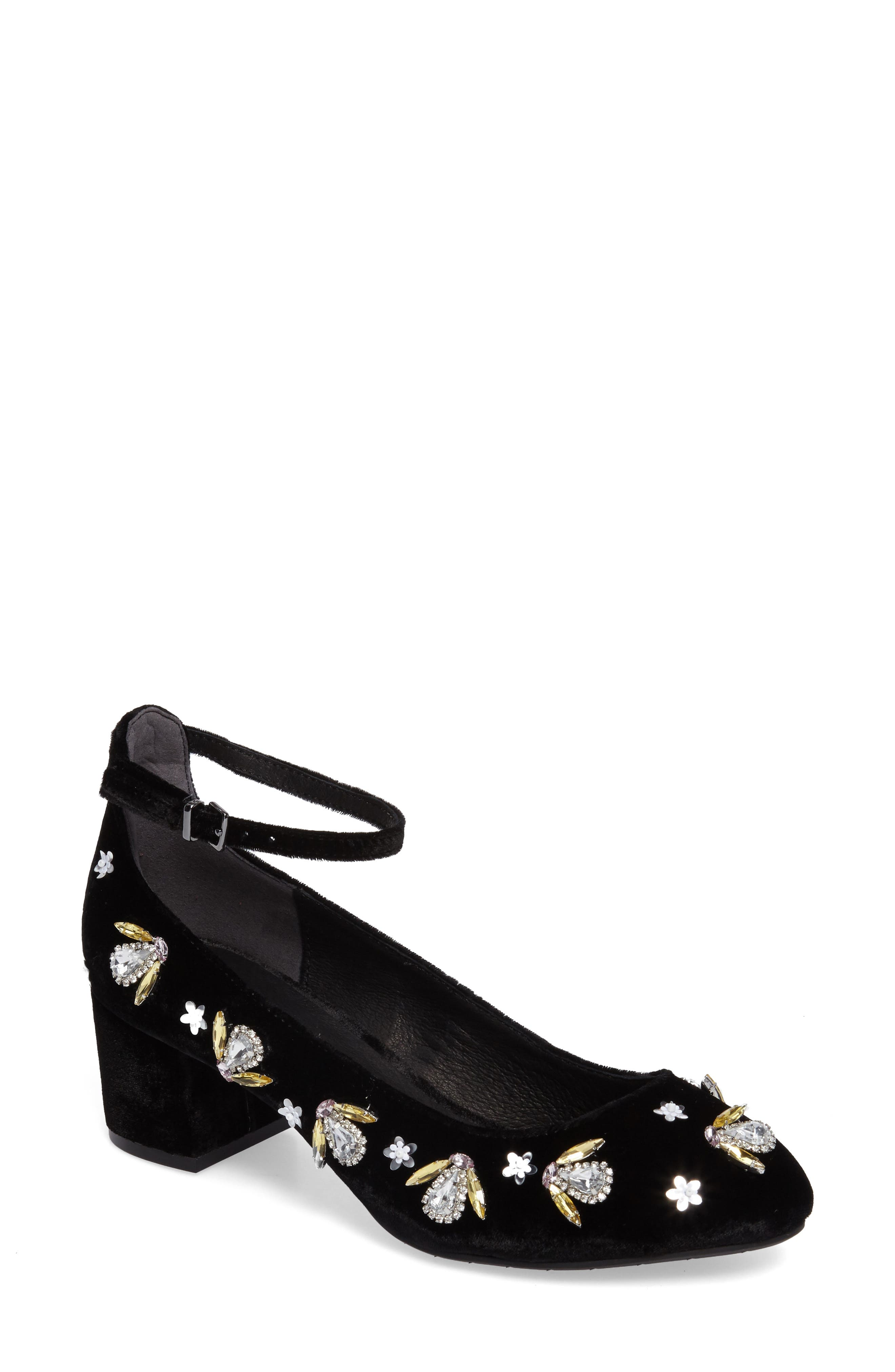 Alternate Image 1 Selected - Kenneth Cole New York Thalia 3 Bee Embellished Pump (Women)