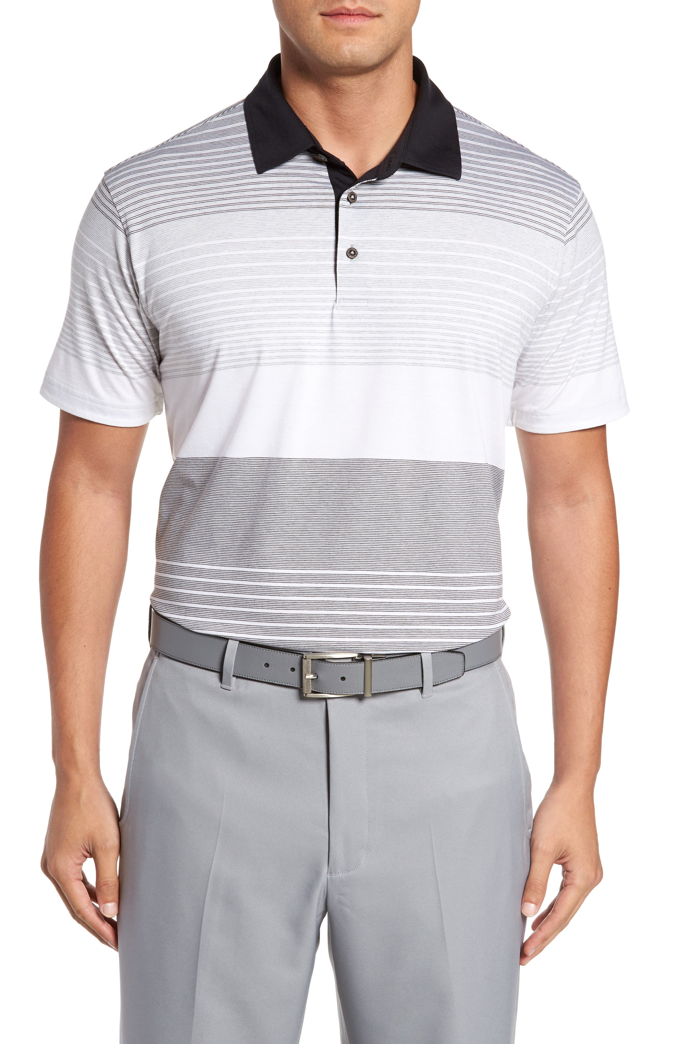 Bobby Jones R18 Bainbridge Gradient Polo
