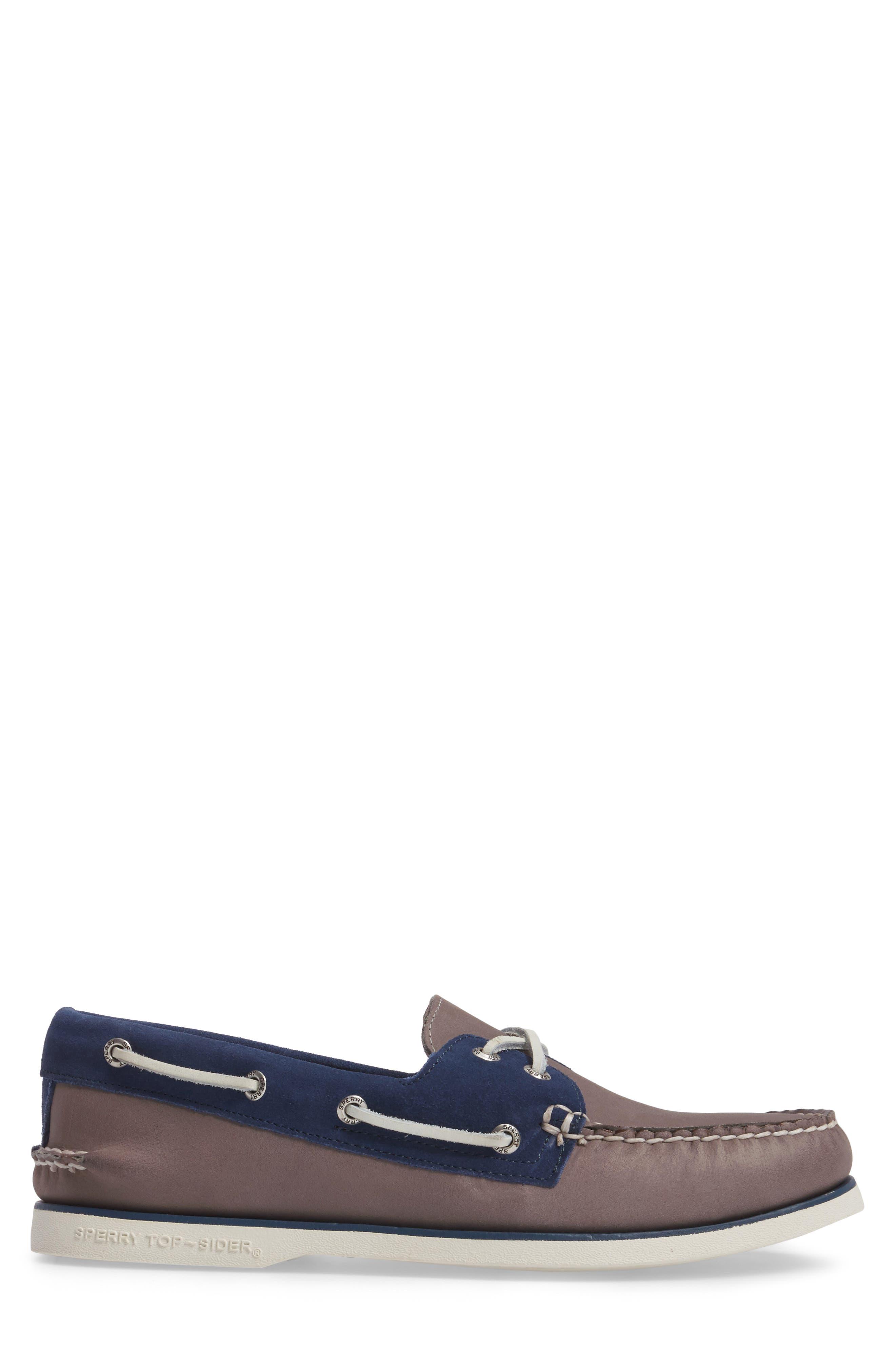 Alternate Image 3  - Sperry Gold Cup Authentic Original Boat Shoe (Men)