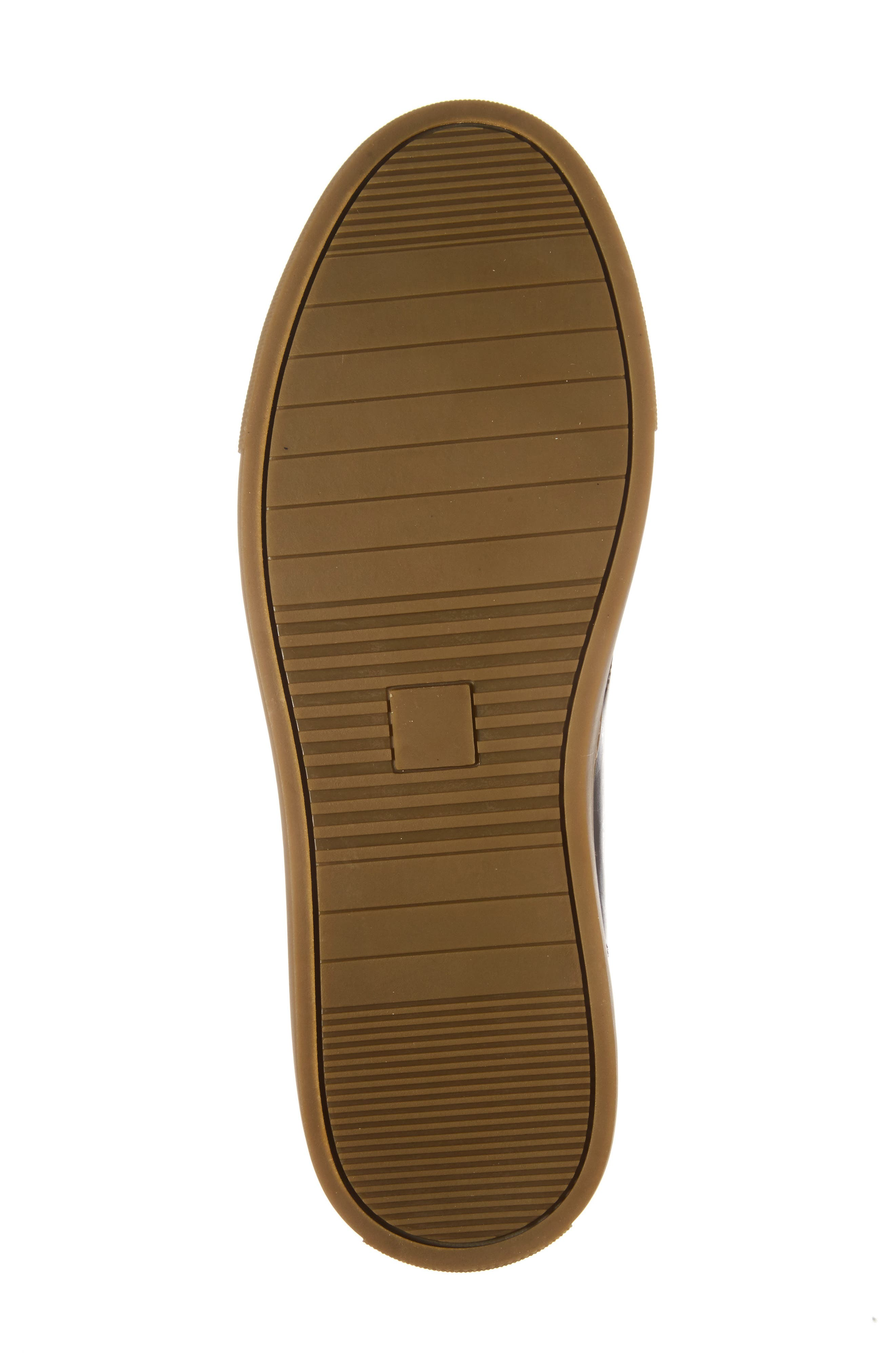 Laxey Mid Sneaker,                             Alternate thumbnail 6, color,                             Brown