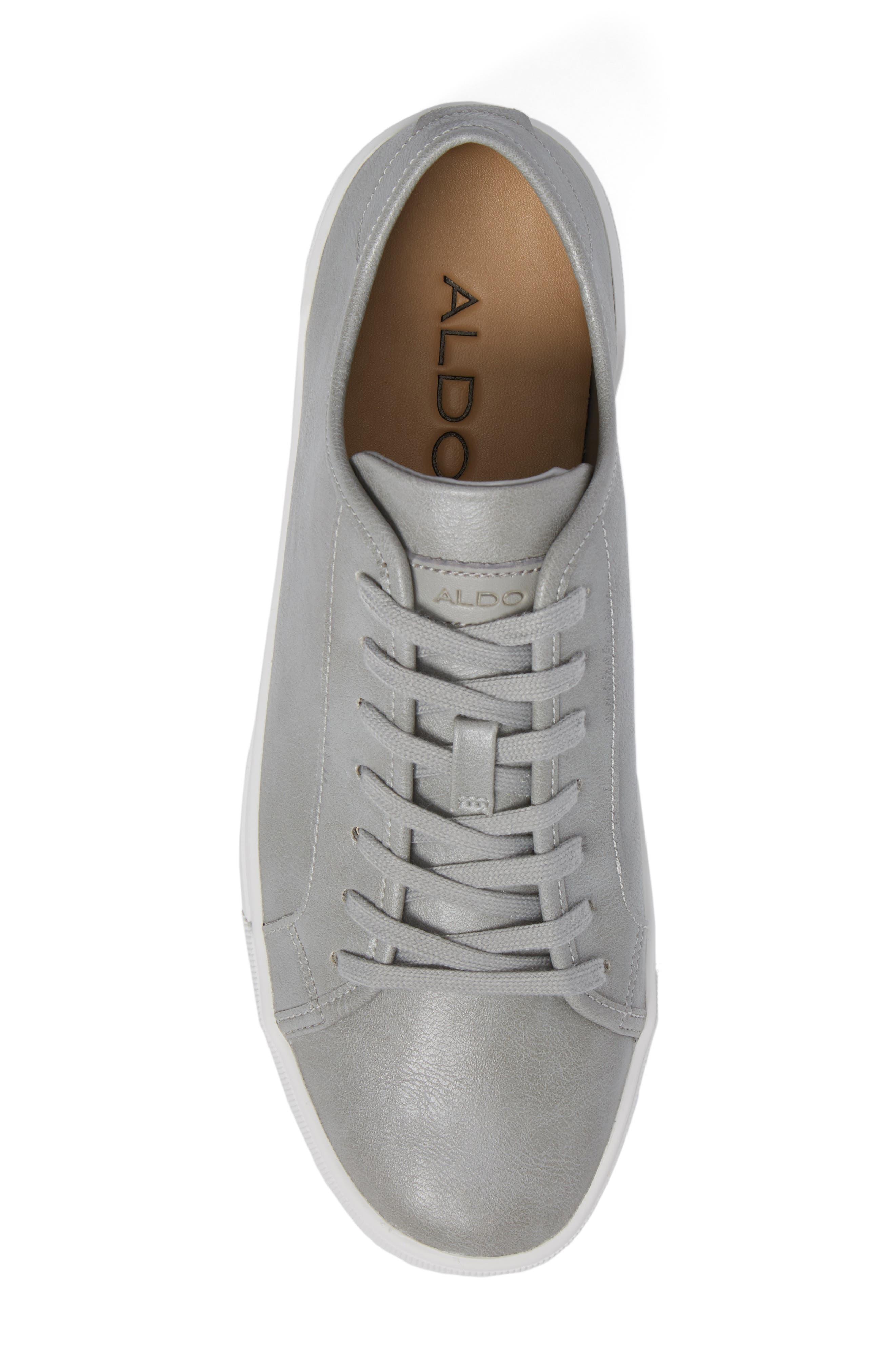 Haener Sneaker,                             Alternate thumbnail 5, color,                             Medium Grey