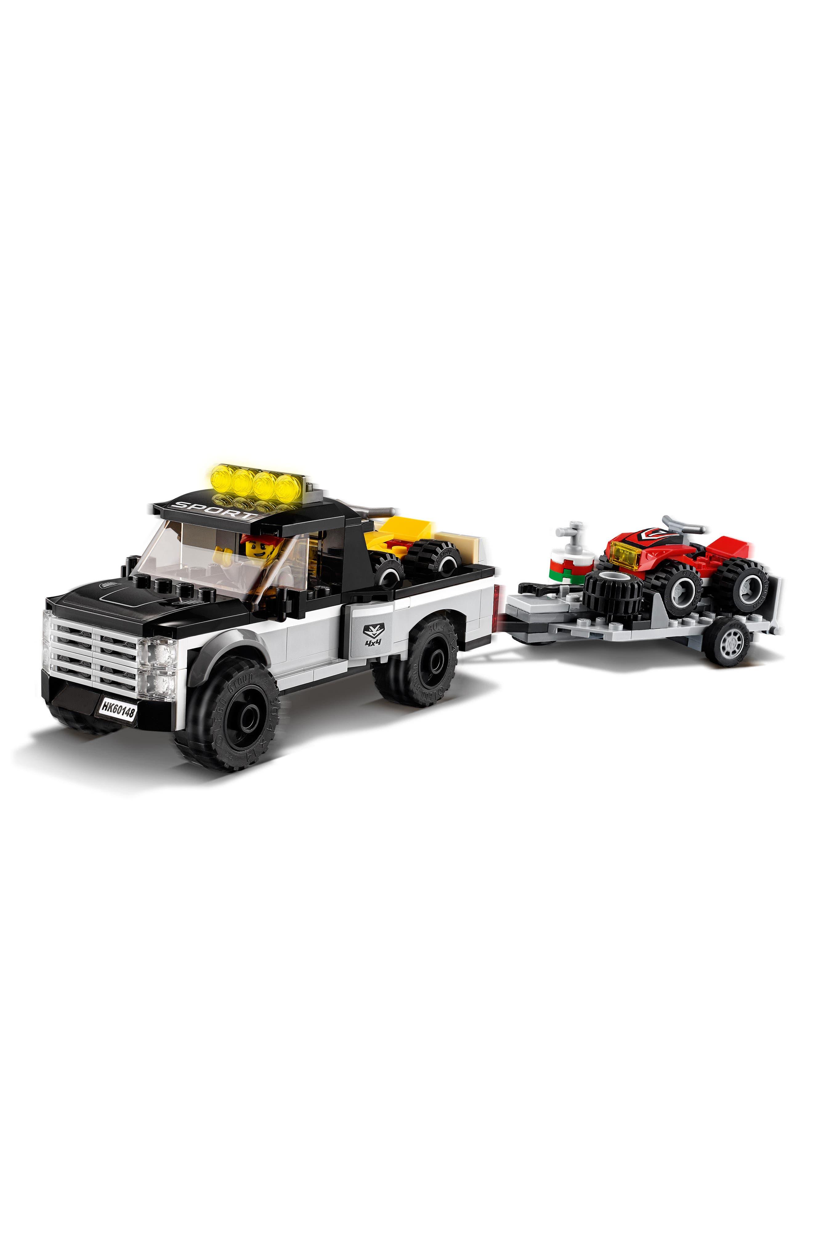 Alternate Image 8  - LEGO® City ATV Race Team - 60148