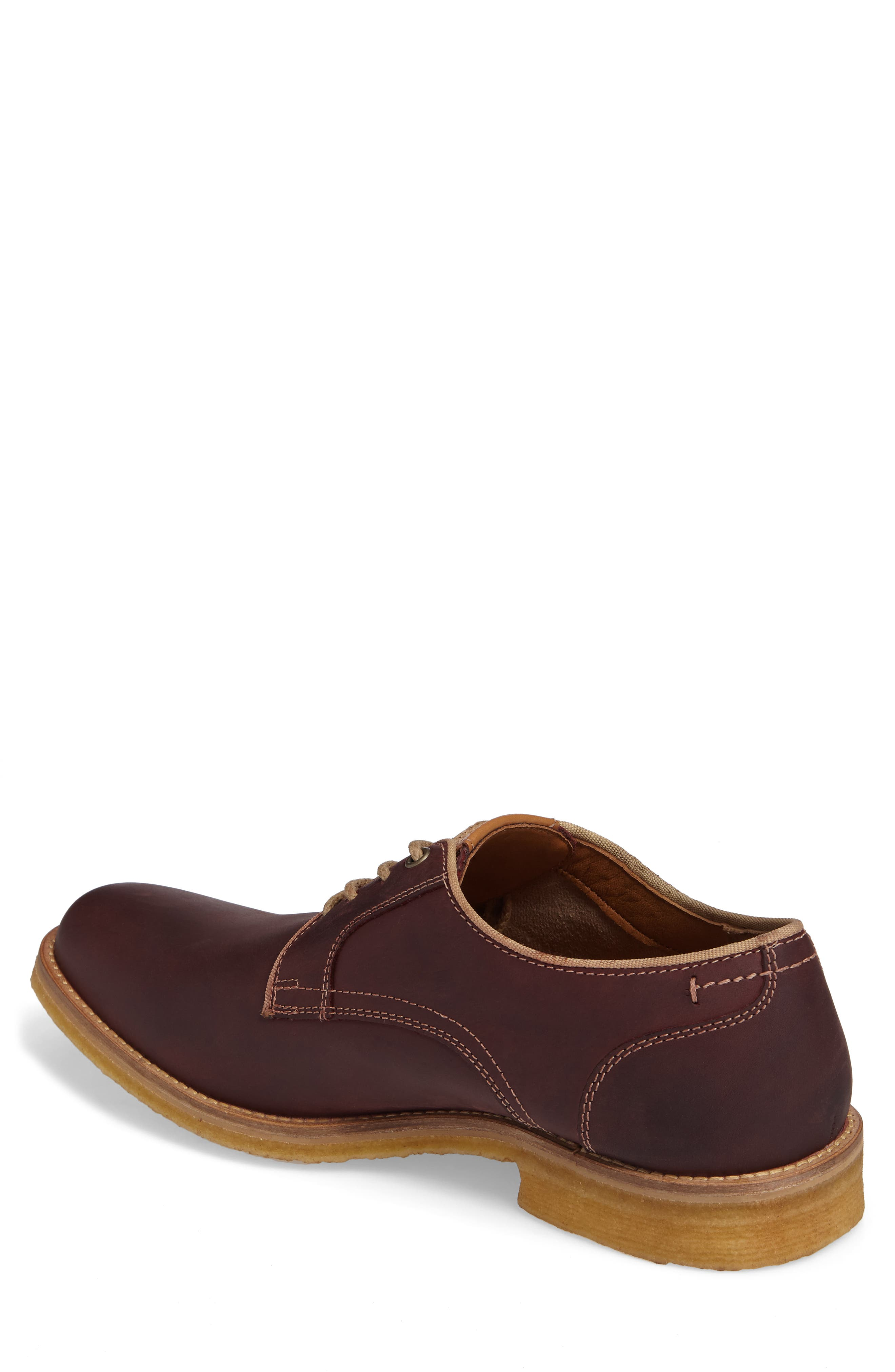 Alternate Image 2  - J&M 1850 Howell Plain Toe Derby (Men)