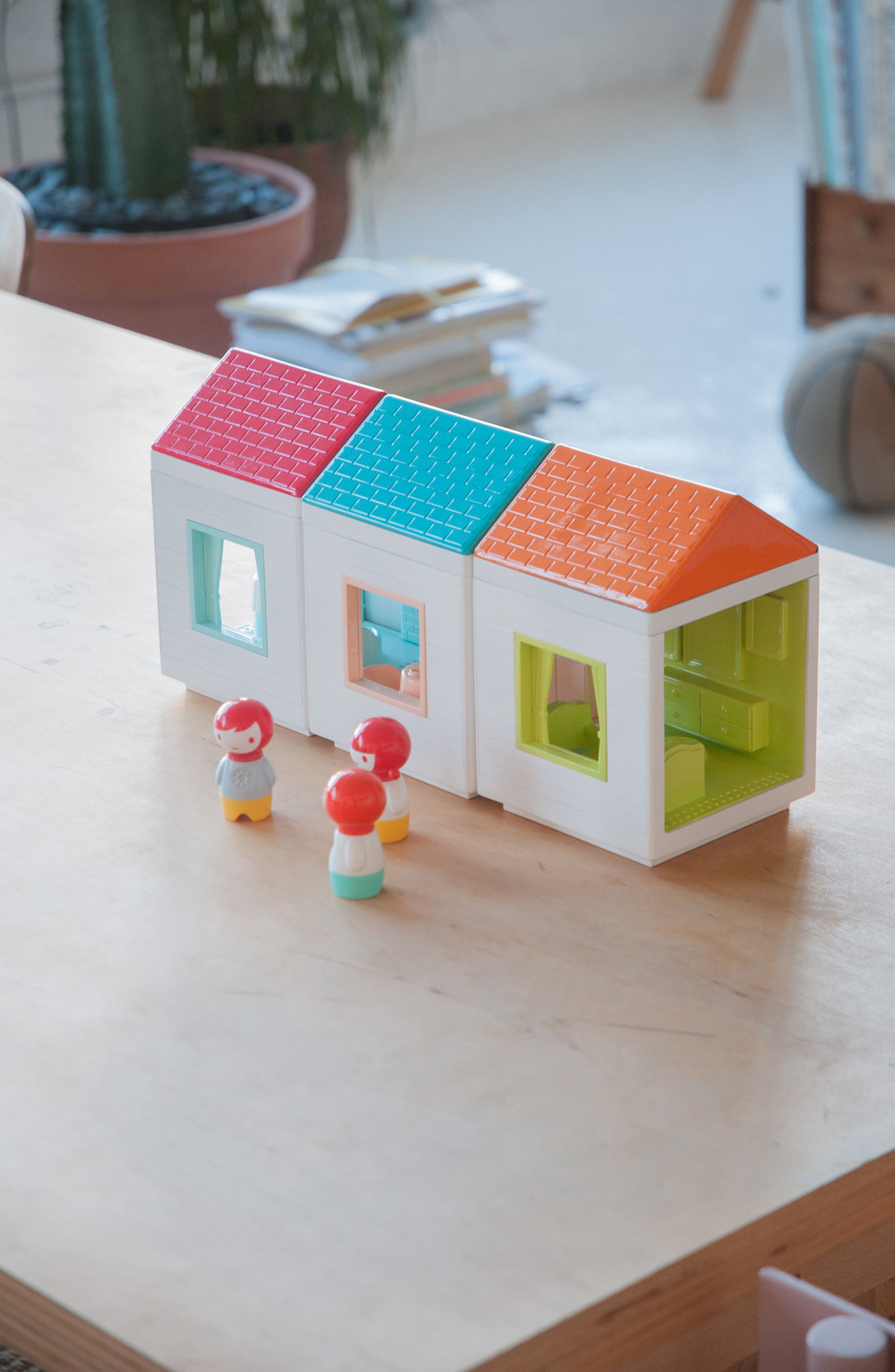 Myland<sup>™</sup> Play House Dining Room,                             Alternate thumbnail 4, color,                             White
