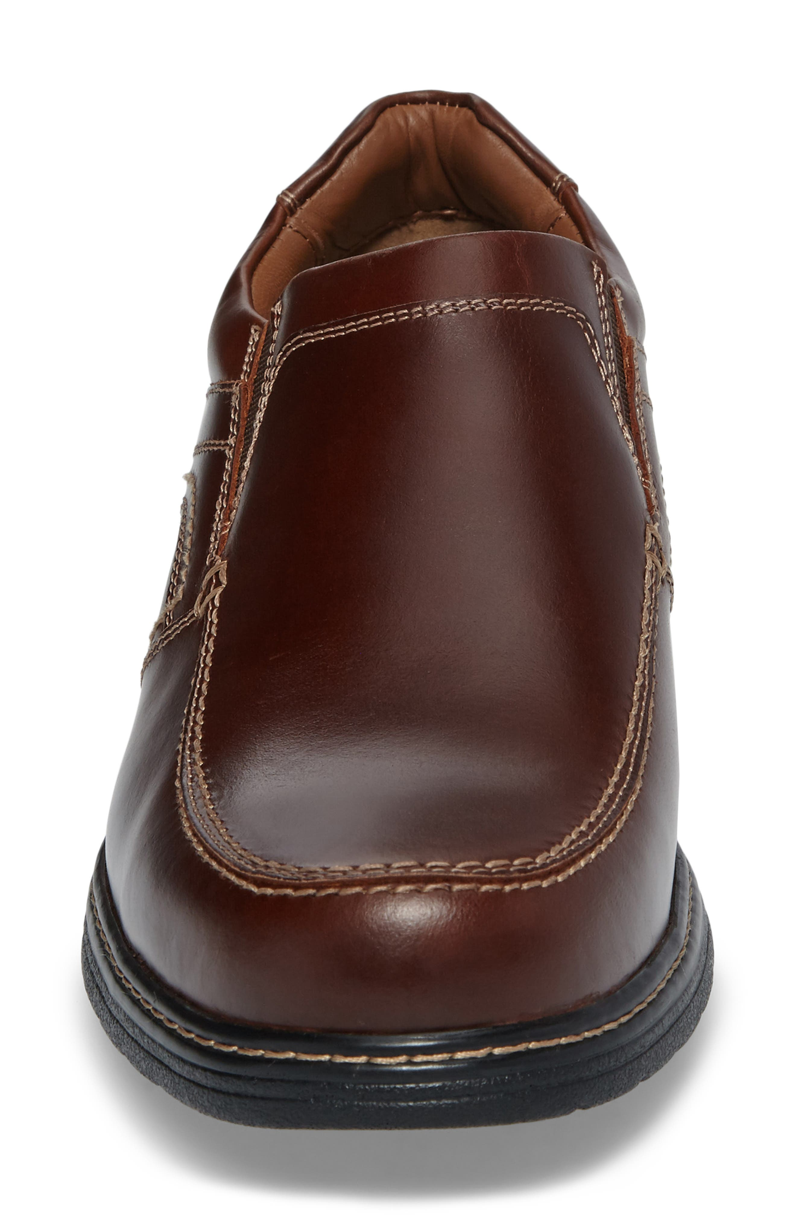 Windham Venetian Loafer,                             Alternate thumbnail 4, color,                             Mahogany
