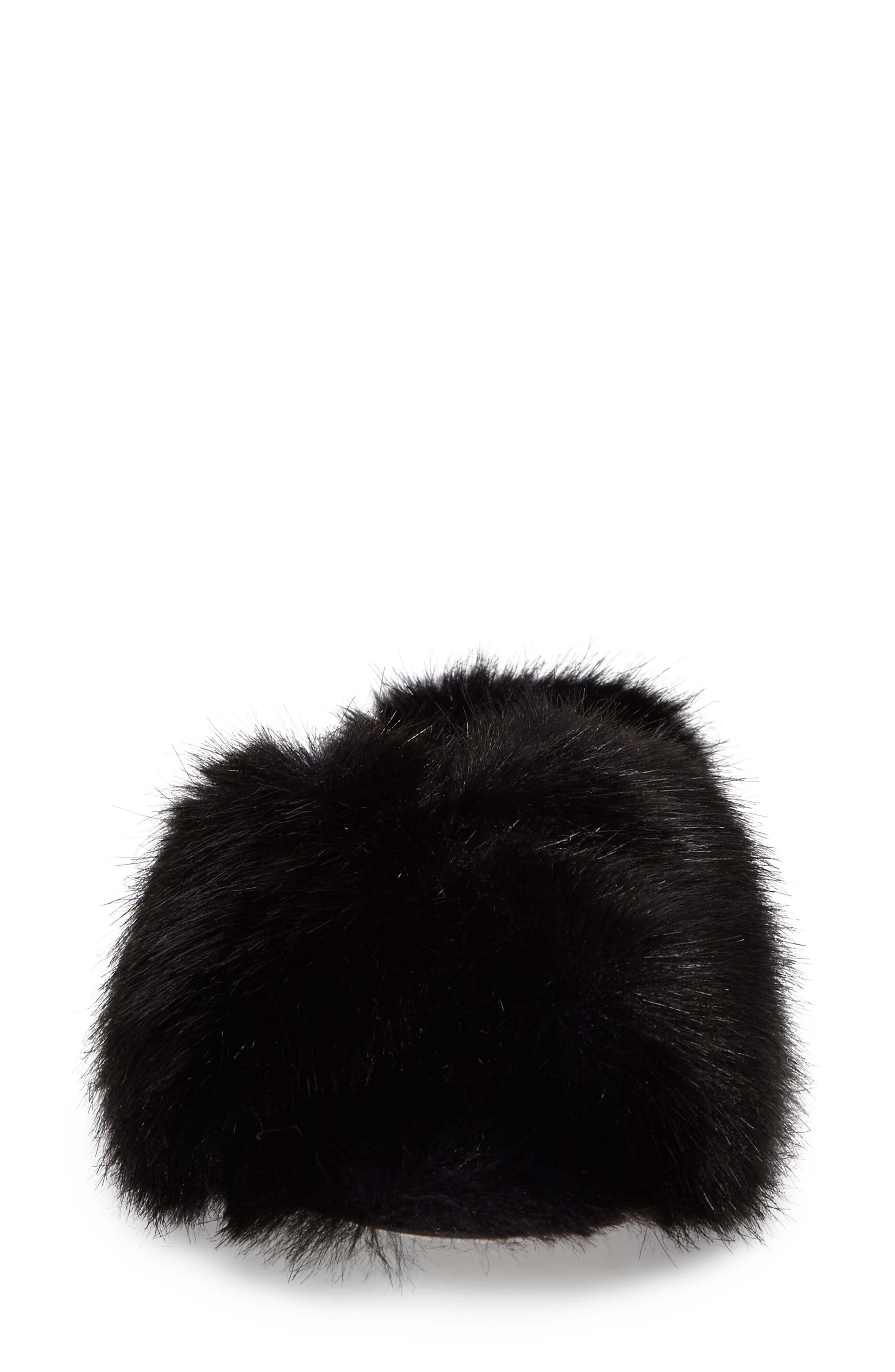 Alternate Image 5  - Simone Rocha Faux Fur Mule (Women)