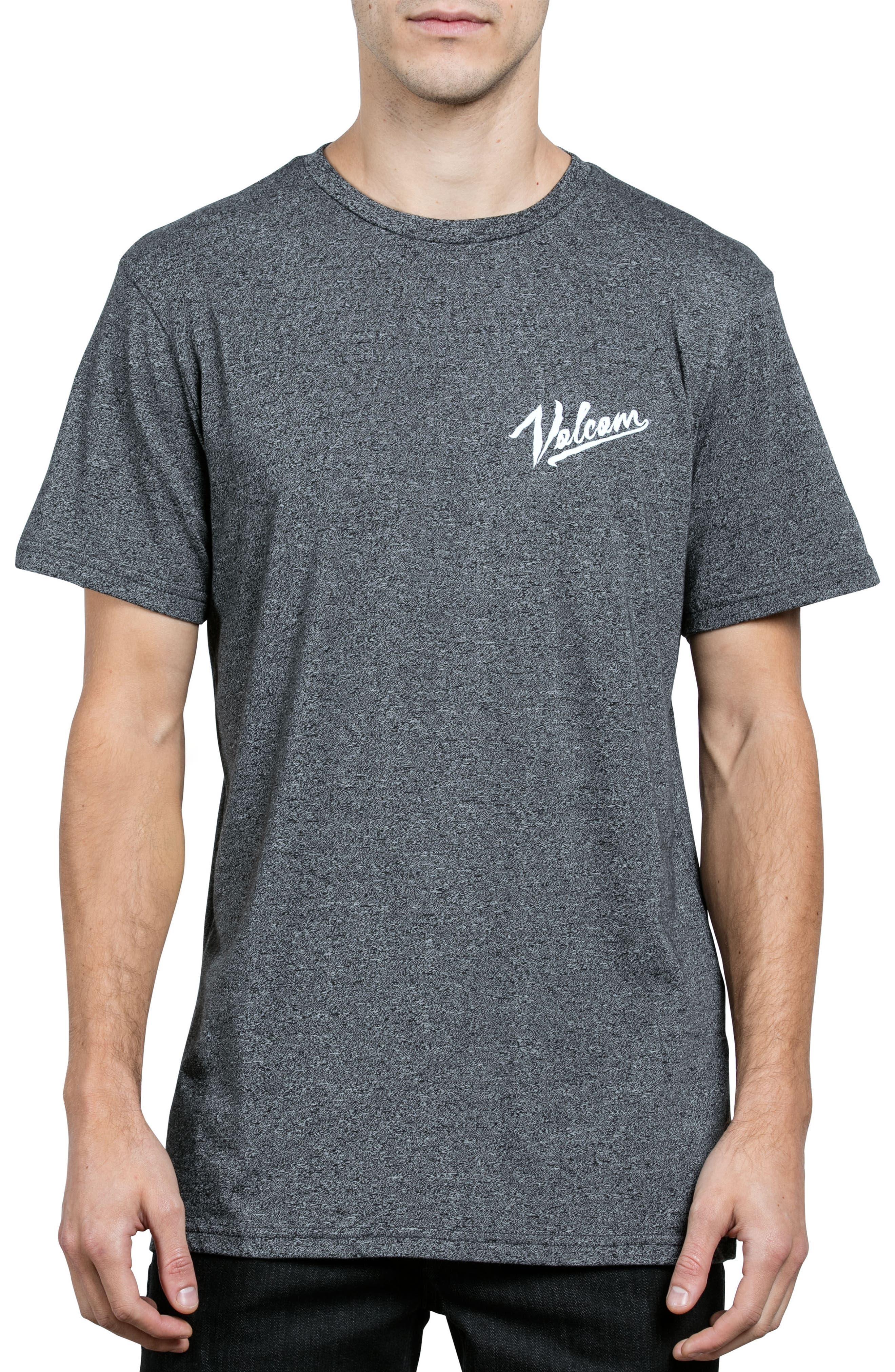 Kurrent Logo Graphic T-Shirt,                         Main,                         color, Grey