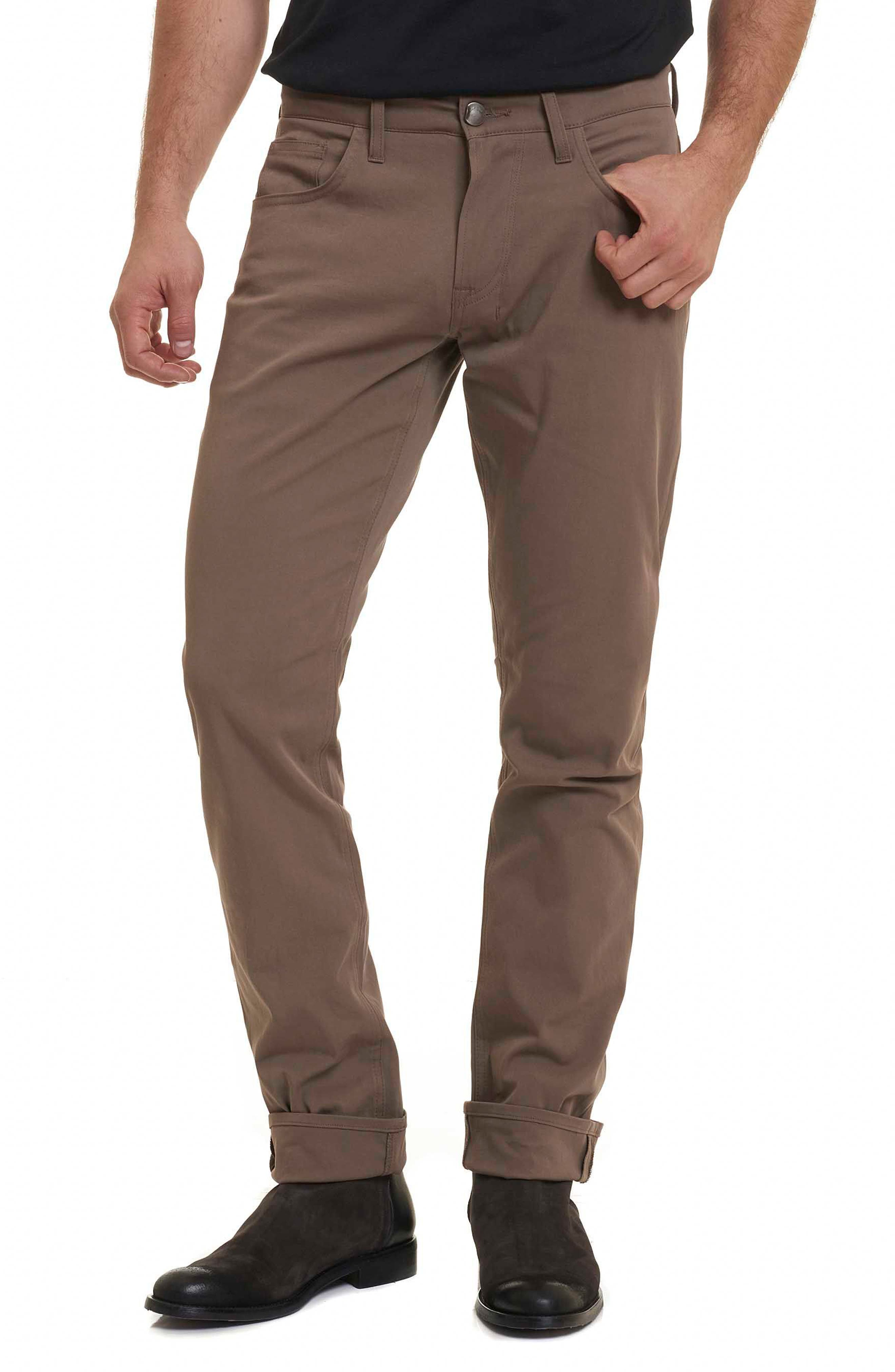 Tanner Five-Pocket Pants,                             Main thumbnail 1, color,                             Khaki