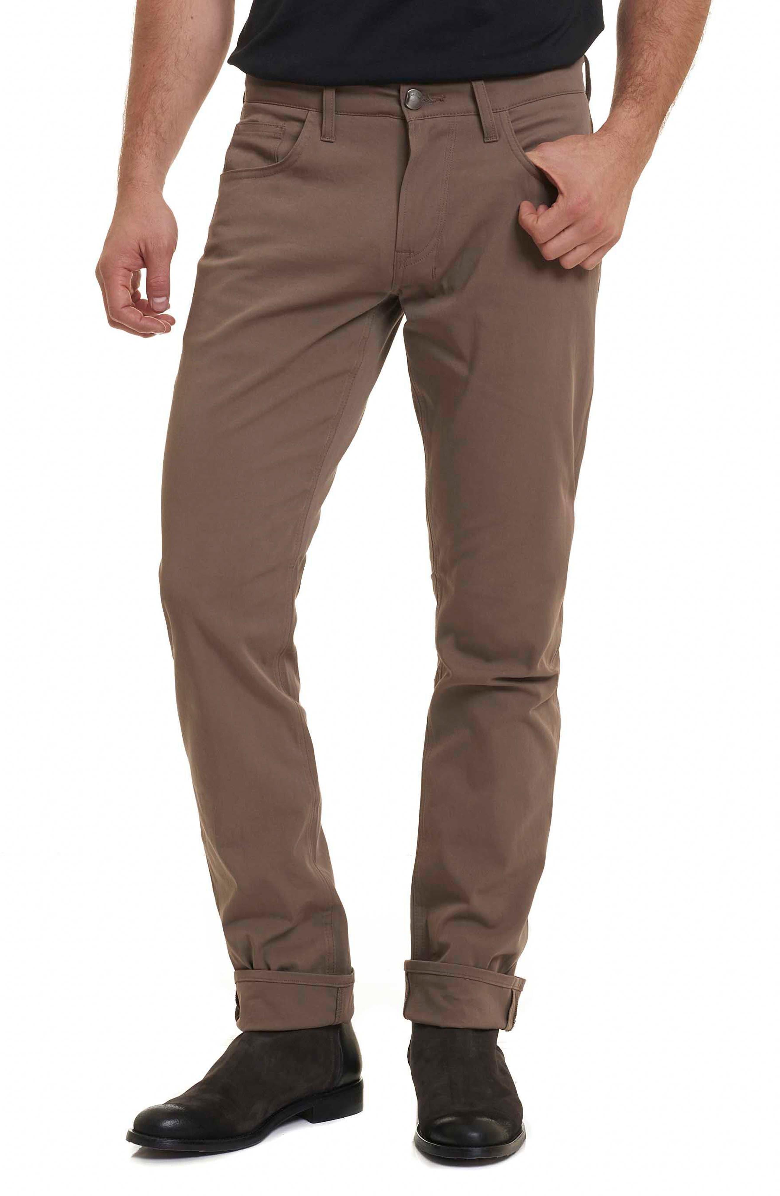 Tanner Five-Pocket Pants,                         Main,                         color, Khaki