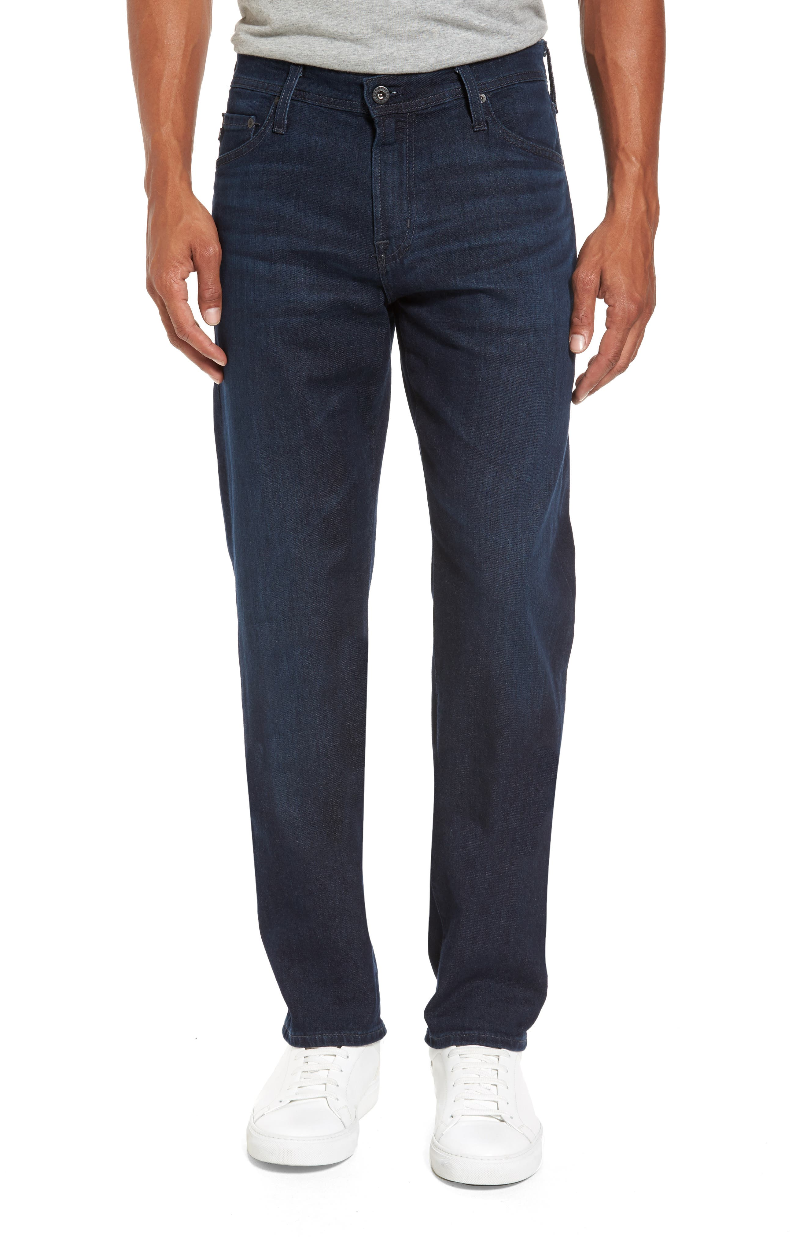 AG Graduate Slim Straight Fit Jeans (Regulator)