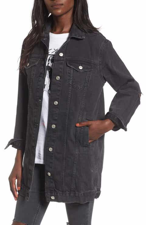 Women's Denim Coats & Jackets | Nordstrom