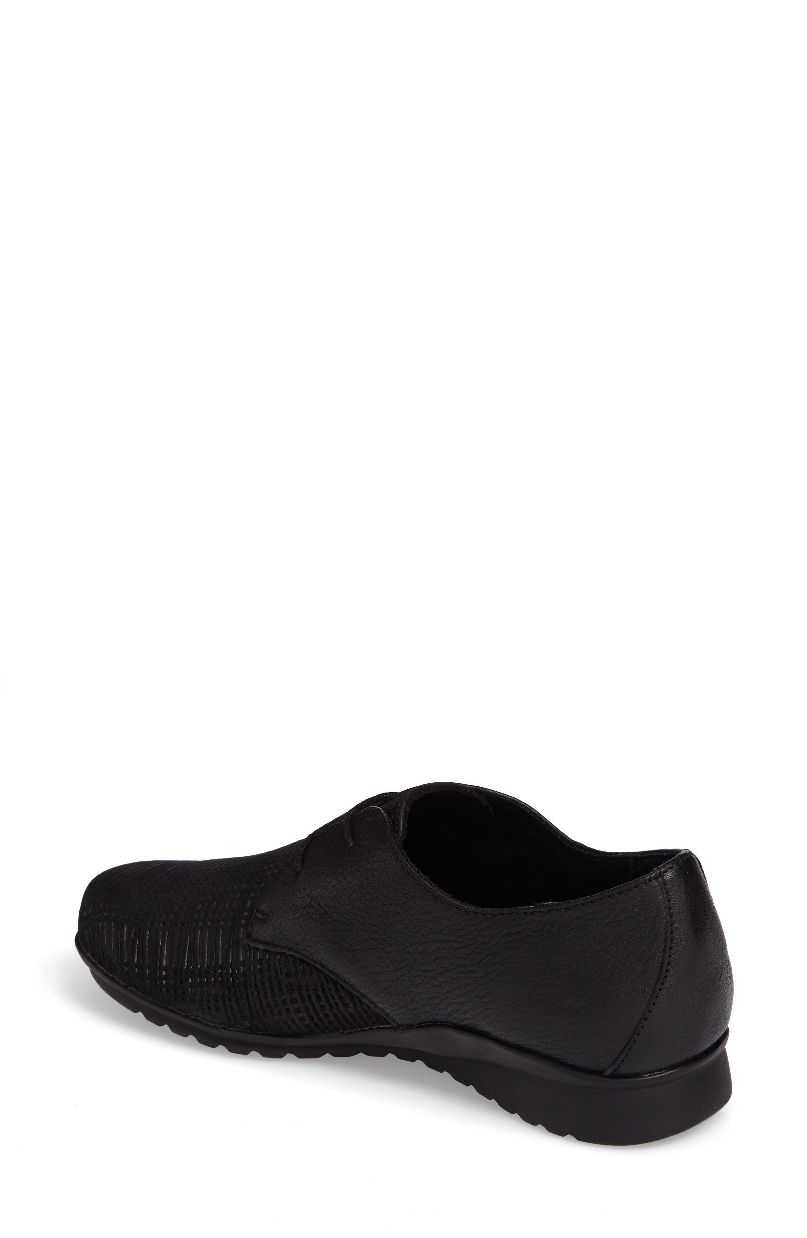 Alternate Image 2  - Aetrex Erin Saddle Shoe (Women)
