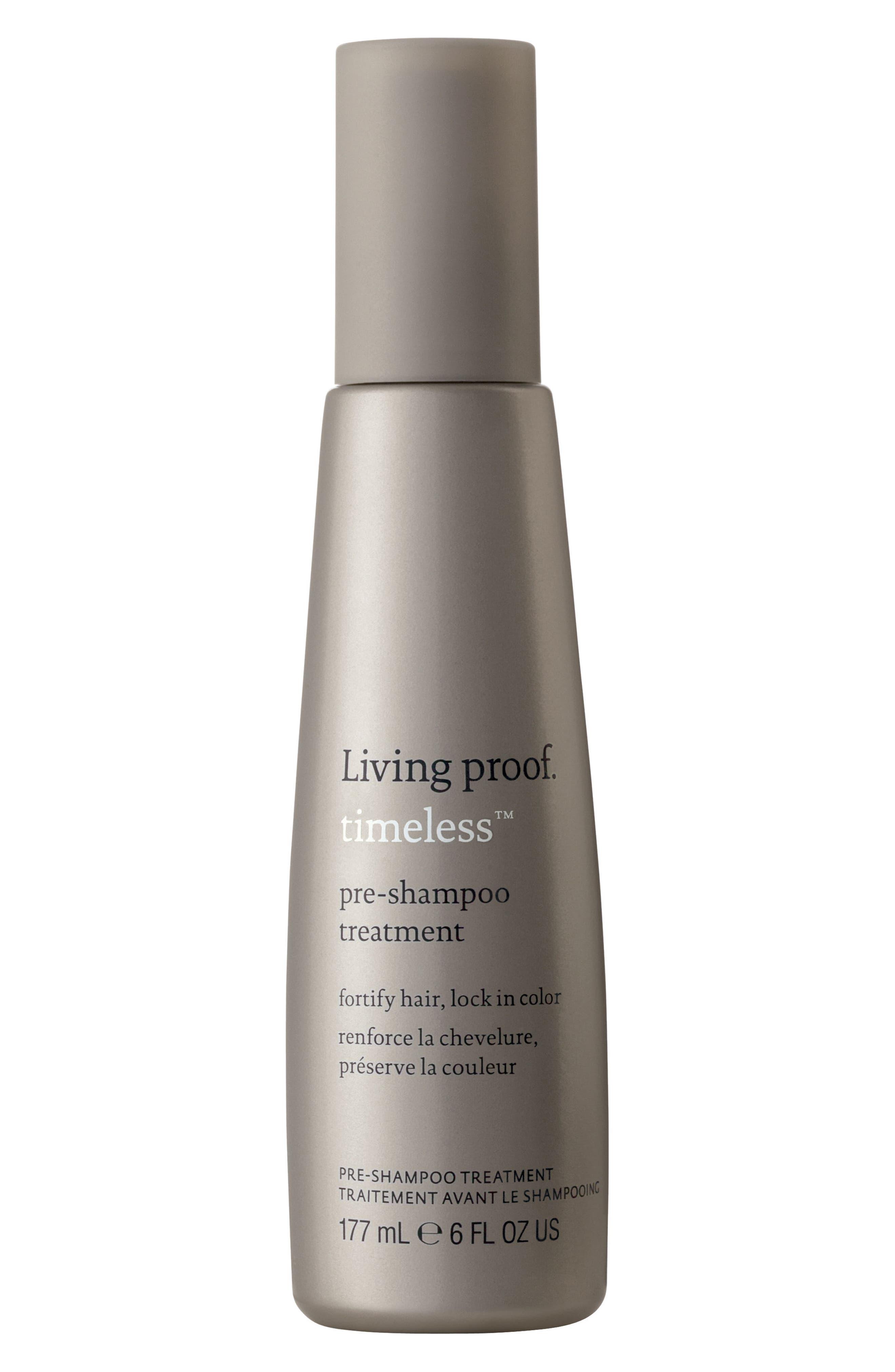 Main Image - Living proof® Timeless Pre-Shampoo Treatment