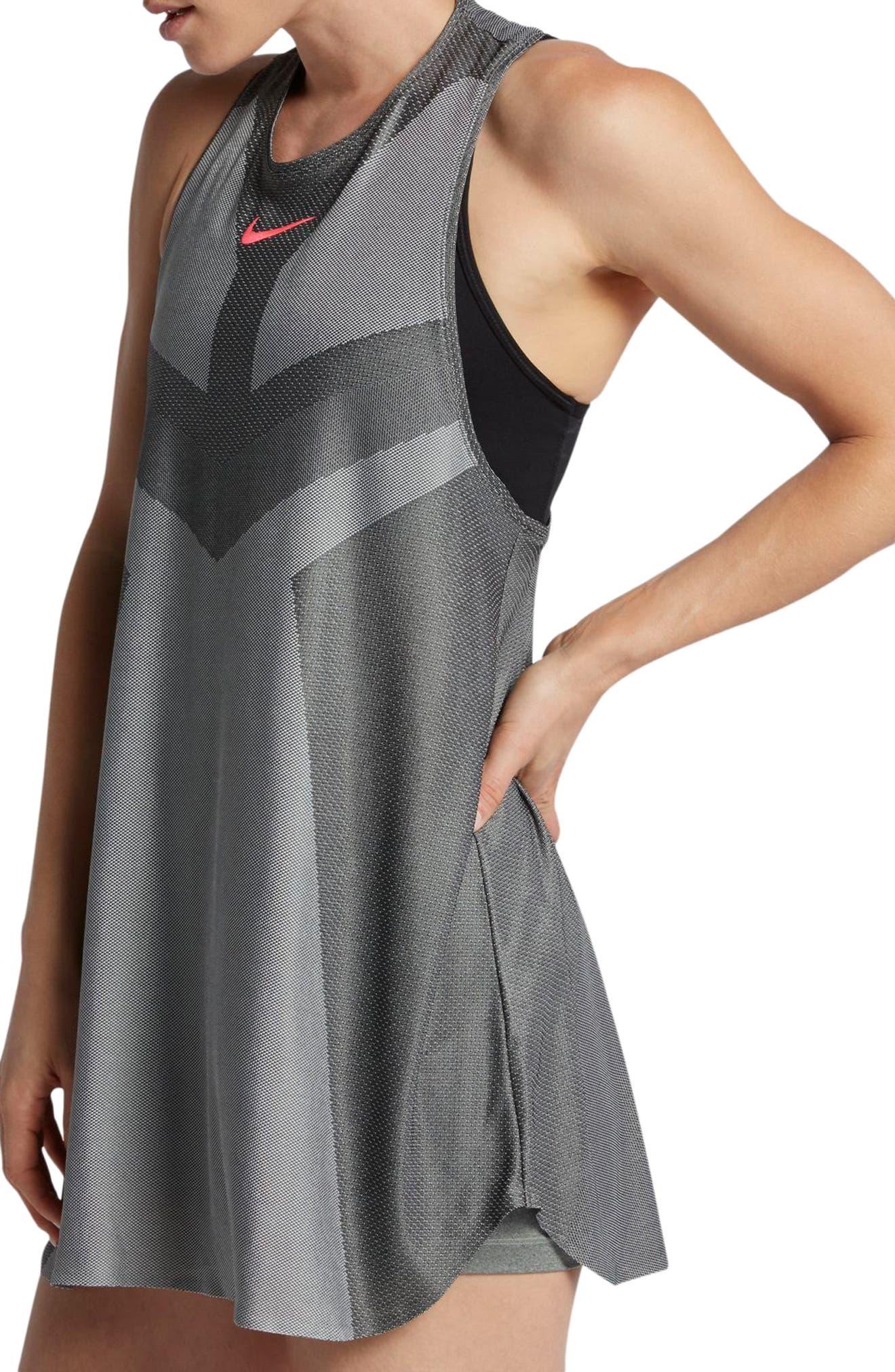 Alternate Image 3  - Nike Court Dry Slam Tennis Dress