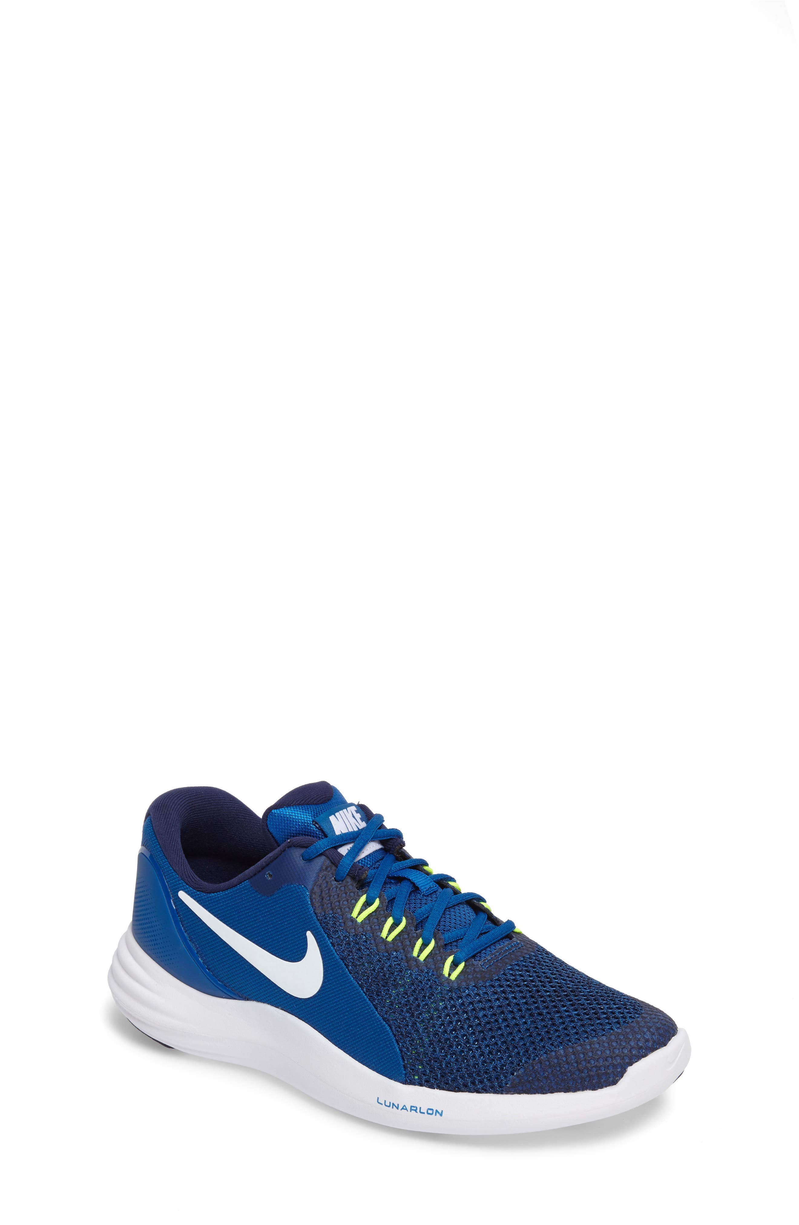 Nike Lunar Apparent GS Sneaker (Big Kid)