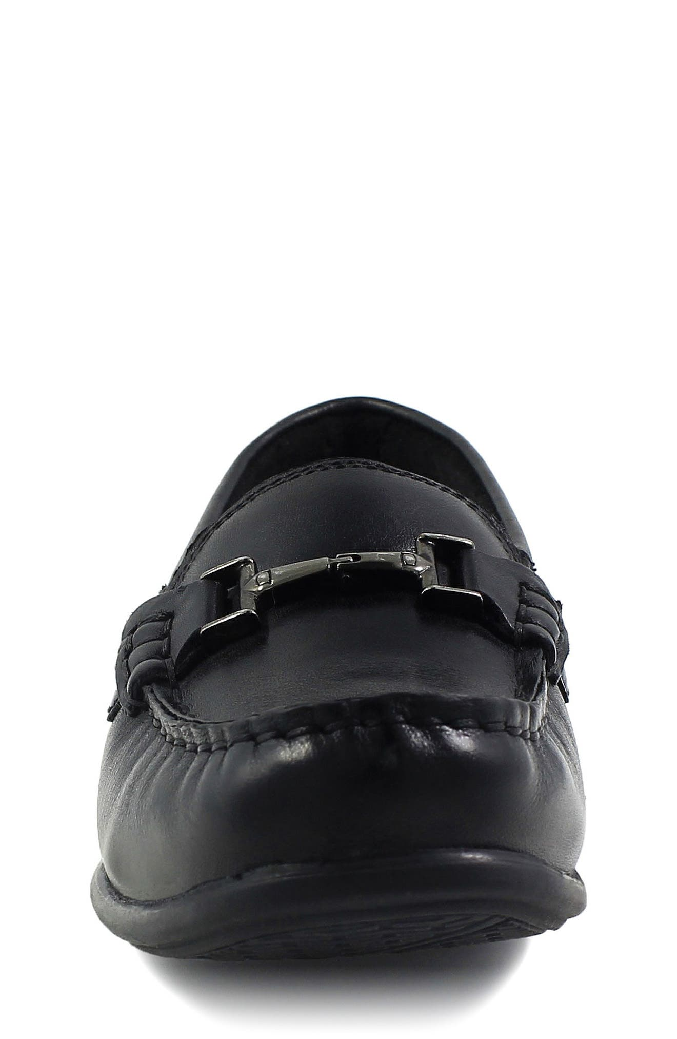 Alternate Image 5  - Florsheim Jasper Bit Jr Loafer (Toddler, Little Kid & Big Kid)