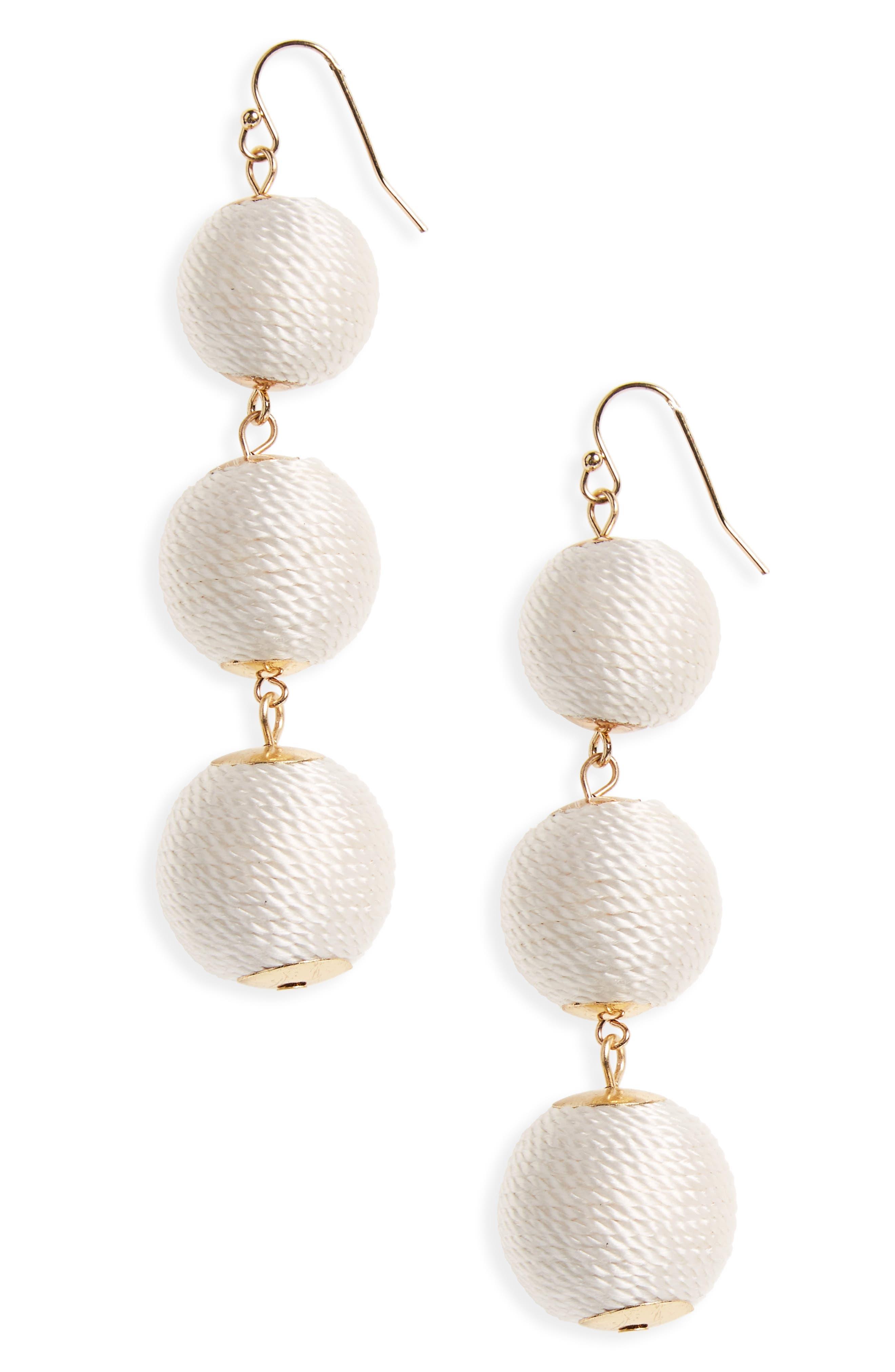 BP. Ball Drop Earrings