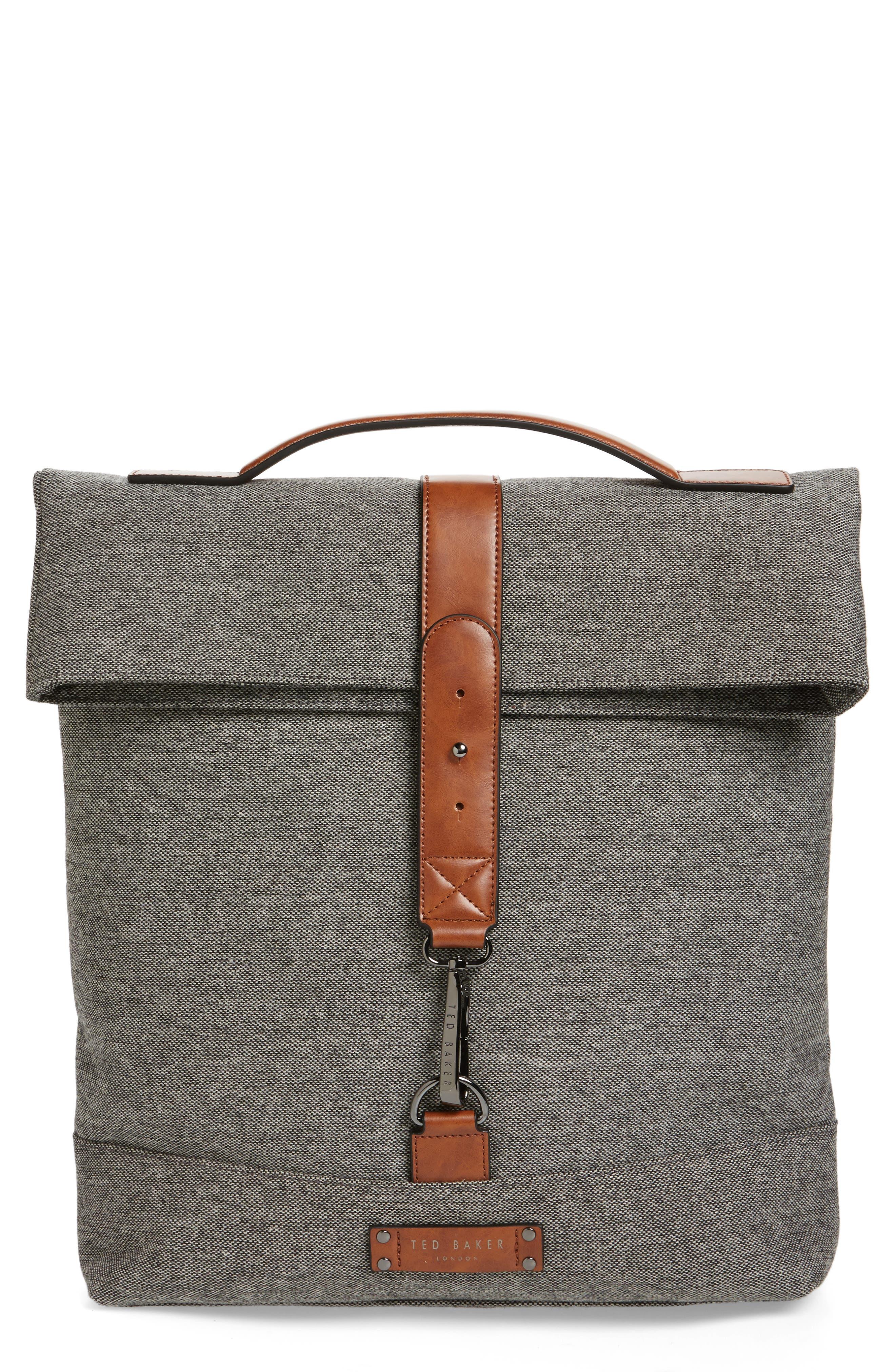 Ted Baker London Germyn Wool Backpack