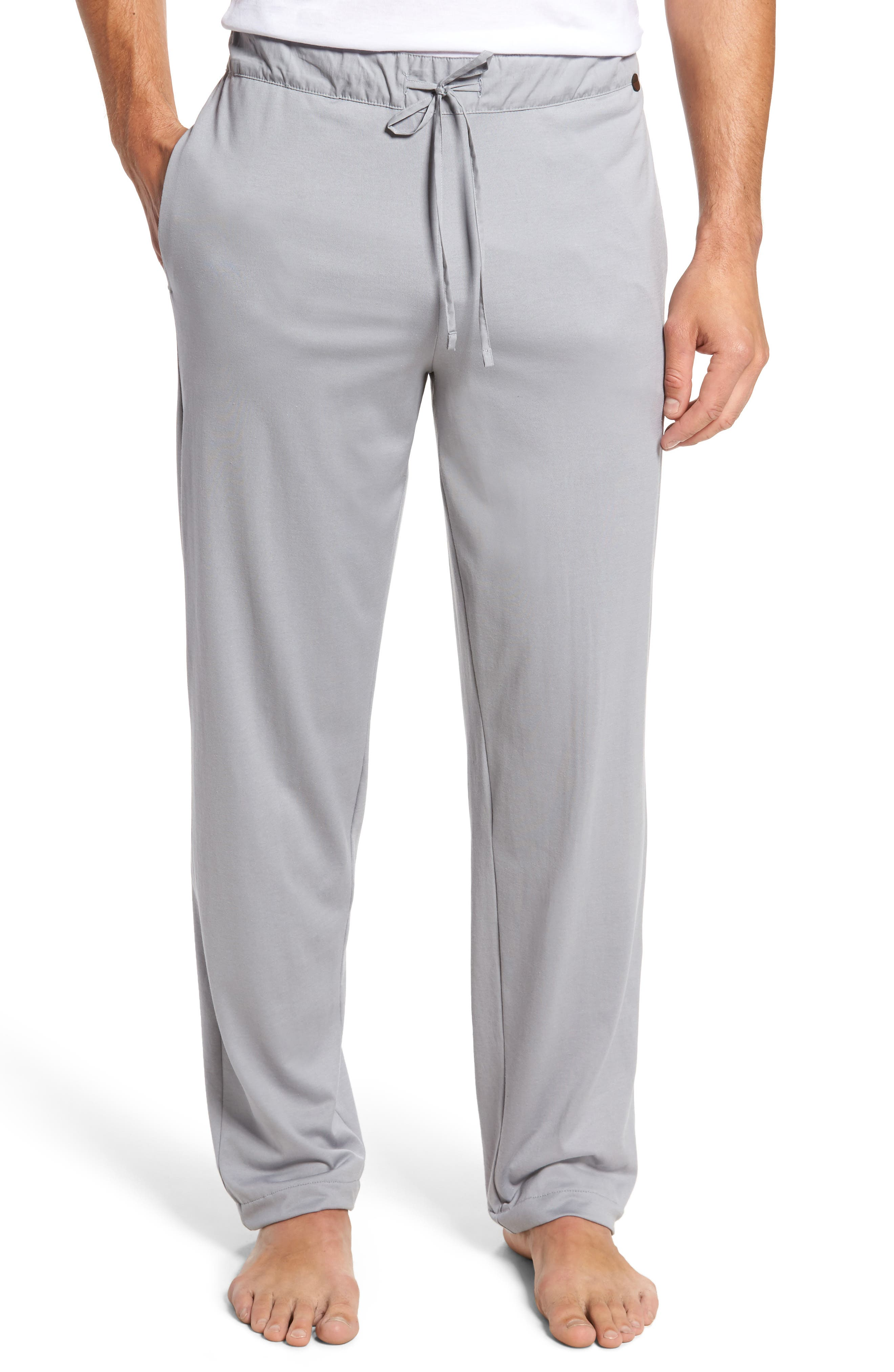 Night & Day Knit Lounge Pants,                             Main thumbnail 1, color,                             Mineral