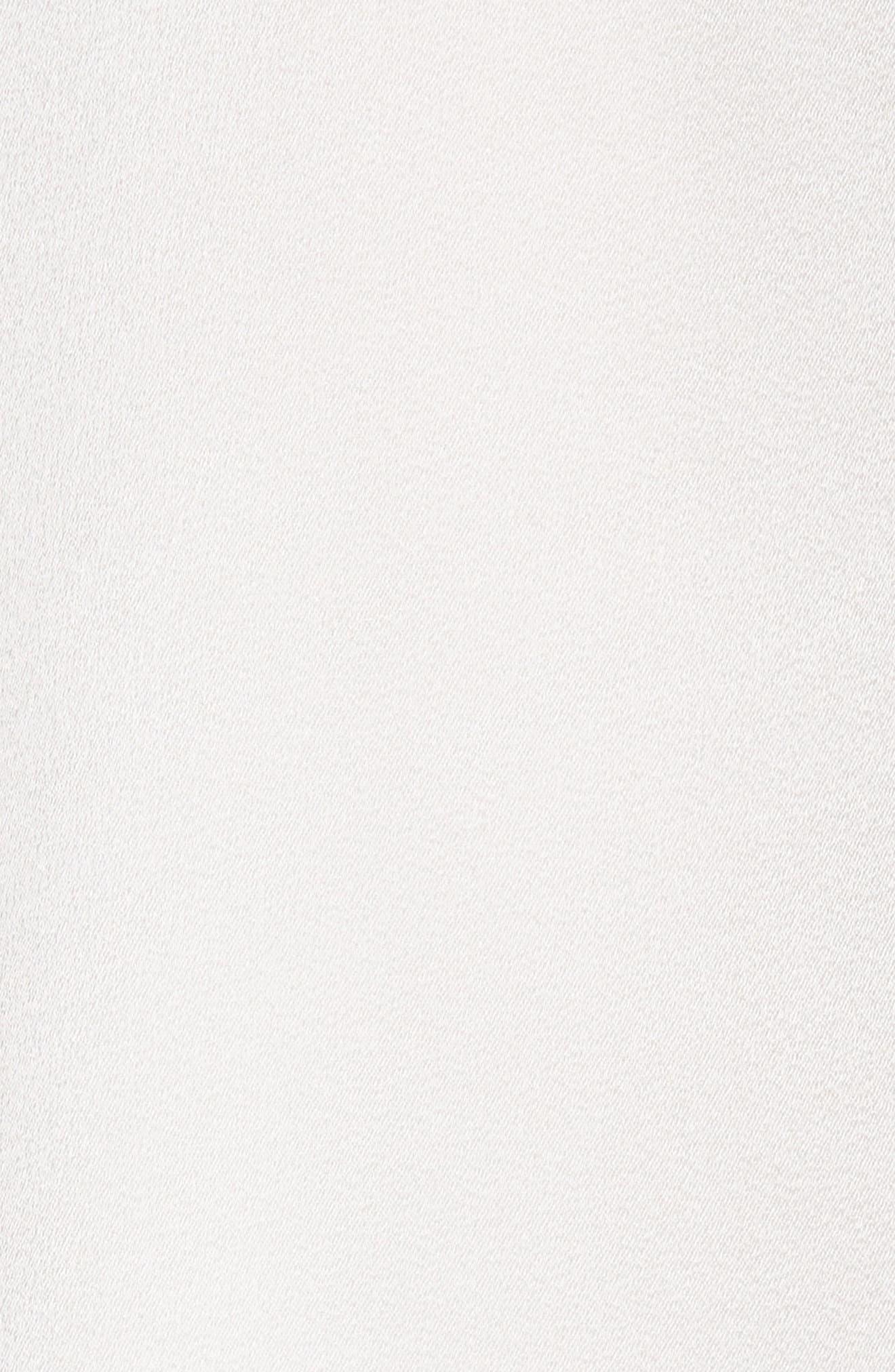 Alternate Image 5  - Alice + Olivia Edyth Drapey Button-Down Blouse