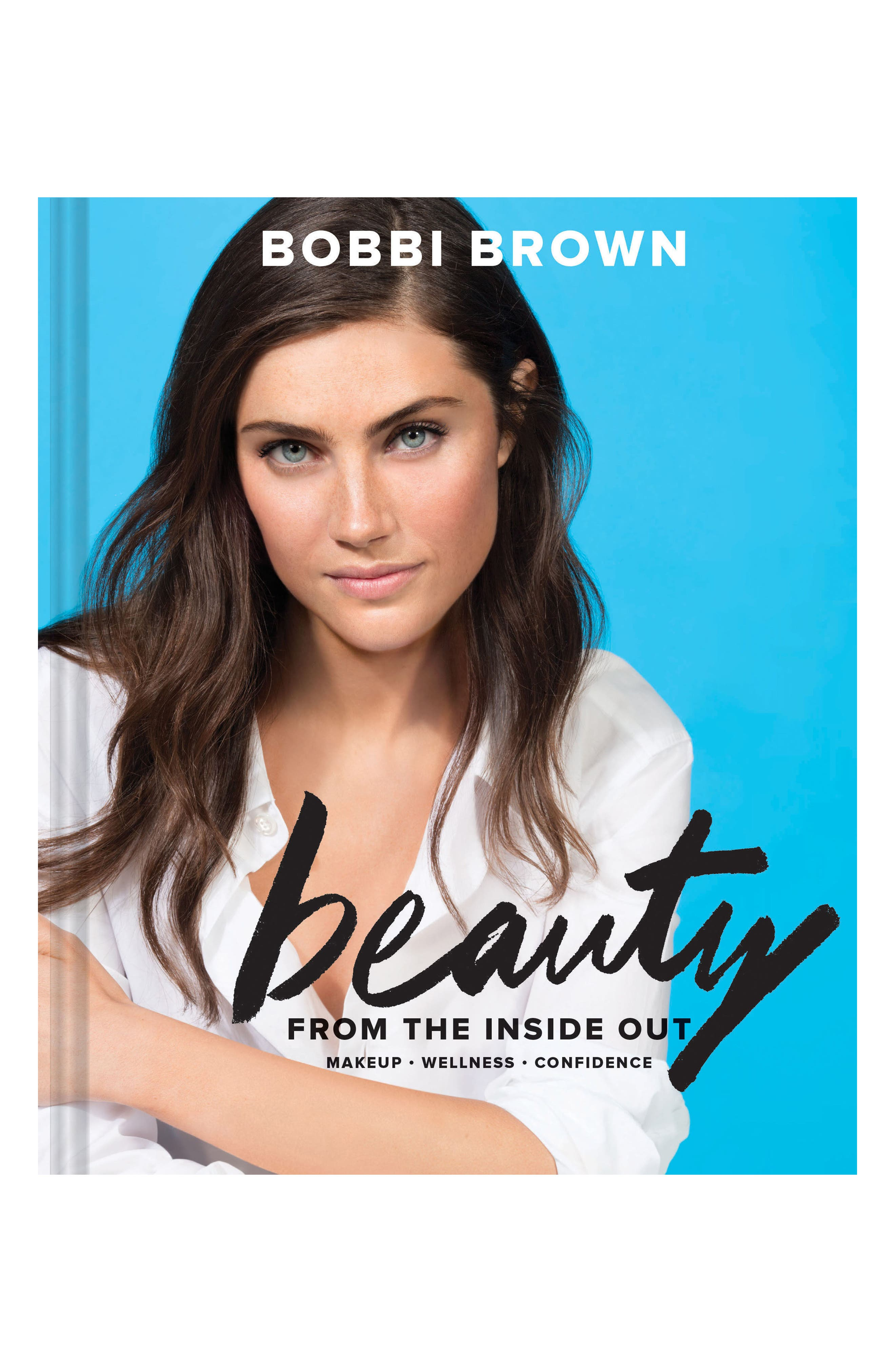 Bobbi Brown's Beauty From the Inside Out Book,                             Main thumbnail 1, color,                             Blue