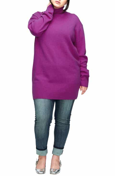 UNIVERSAL STANDARD Wheaton Turtleneck Sweater (Plus Size)