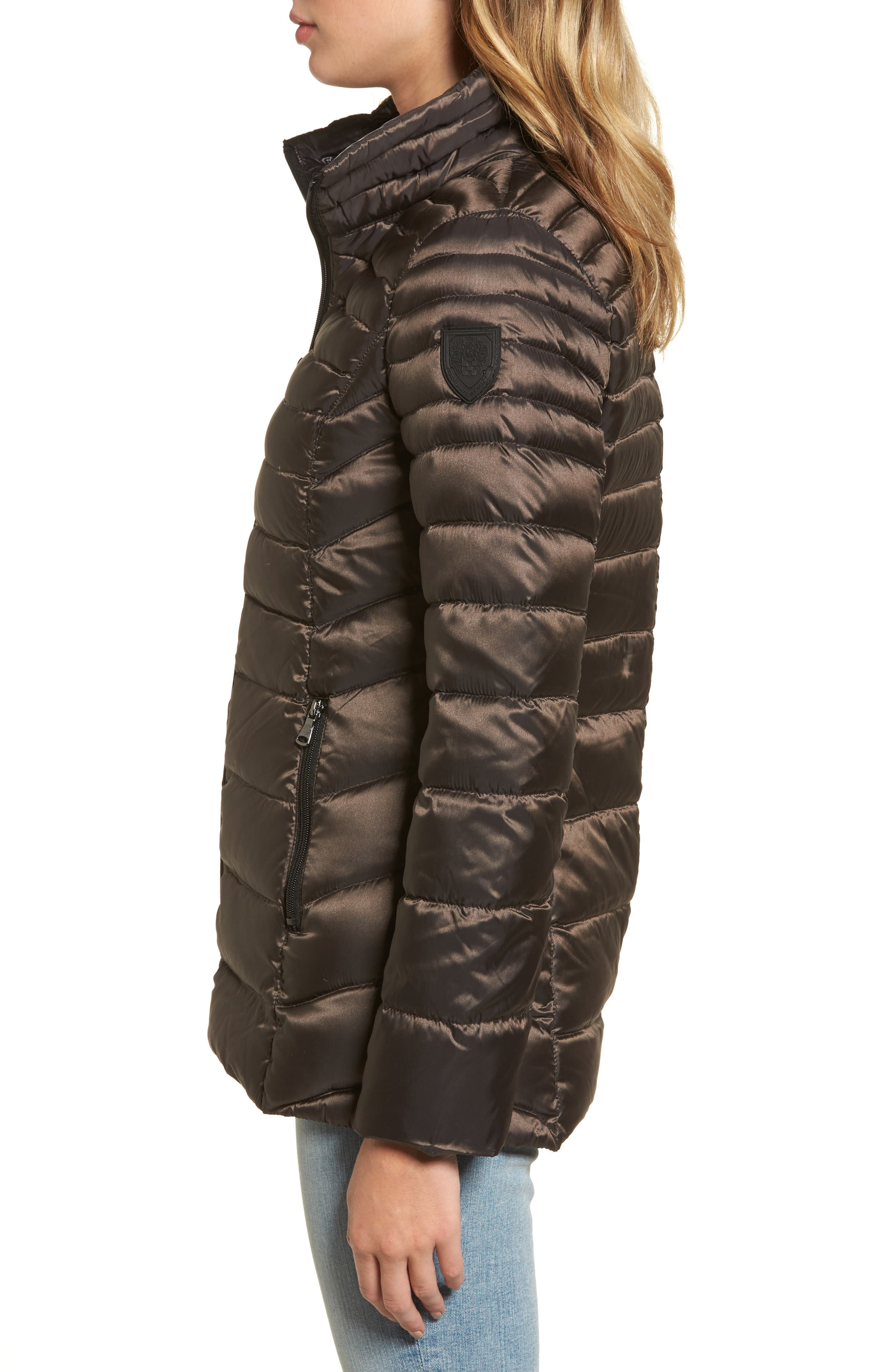 Alternate Image 3  - Vince Camuto Packable Down Jacket